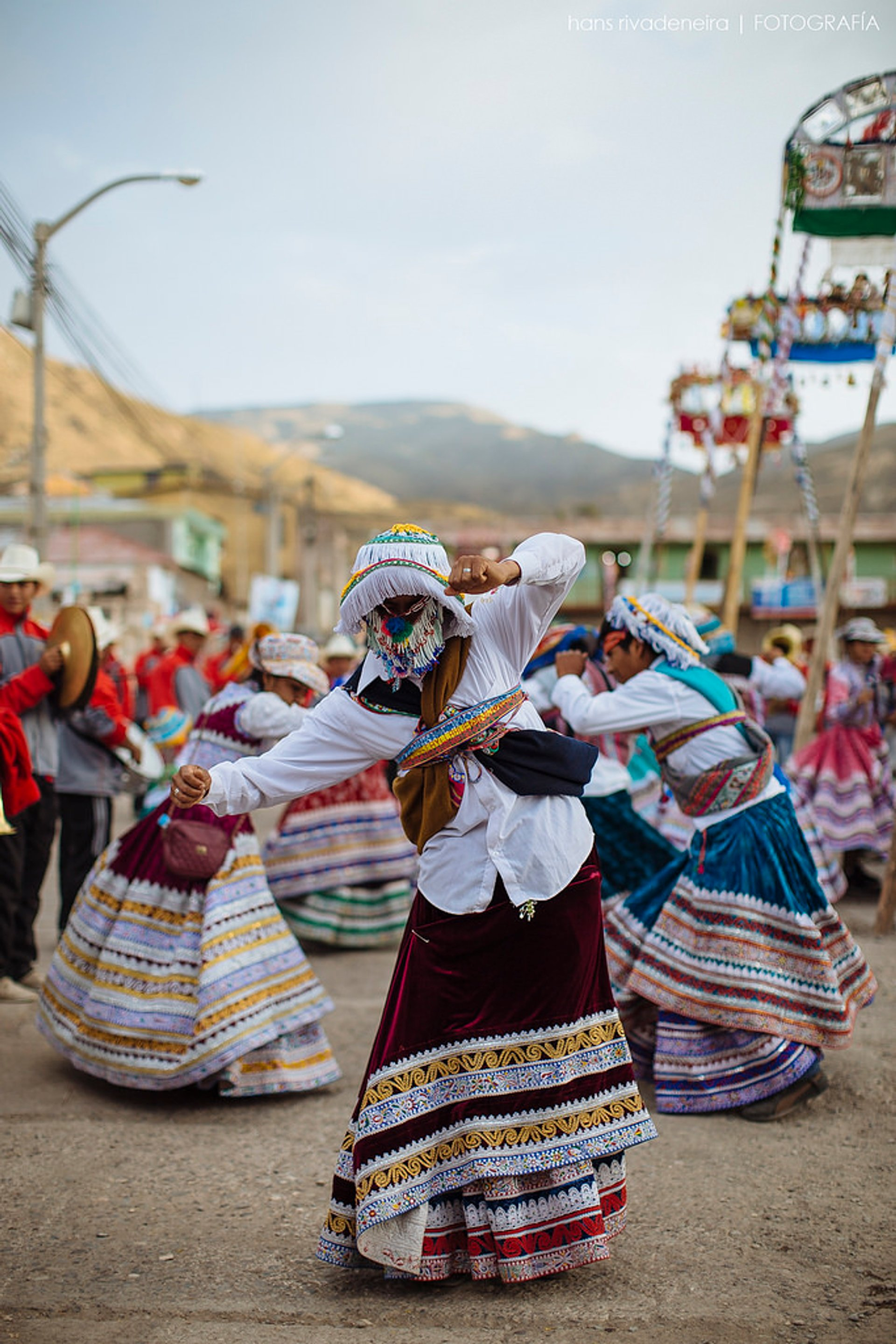 Wititi Dance in Peru - Best Season
