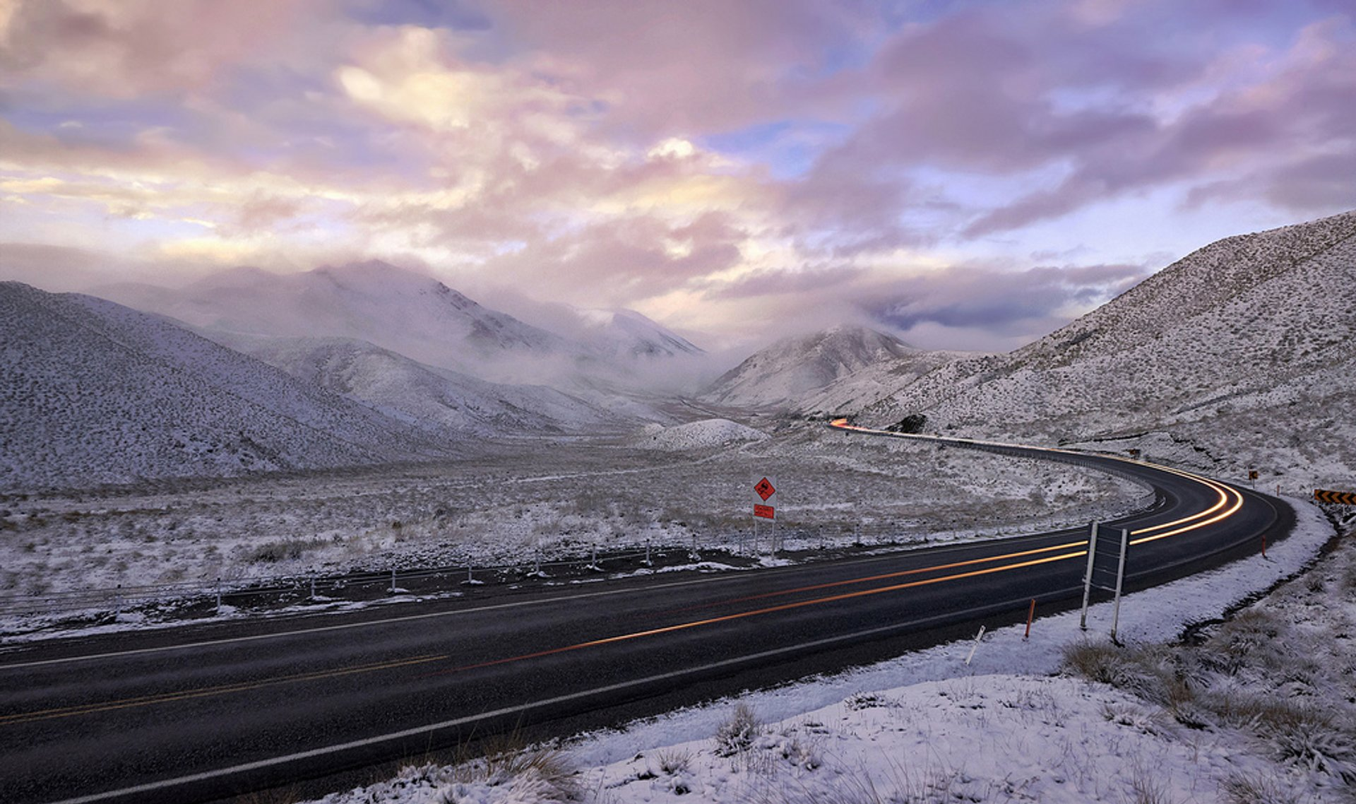 Lindis Pass in New Zealand - Best Season 2020