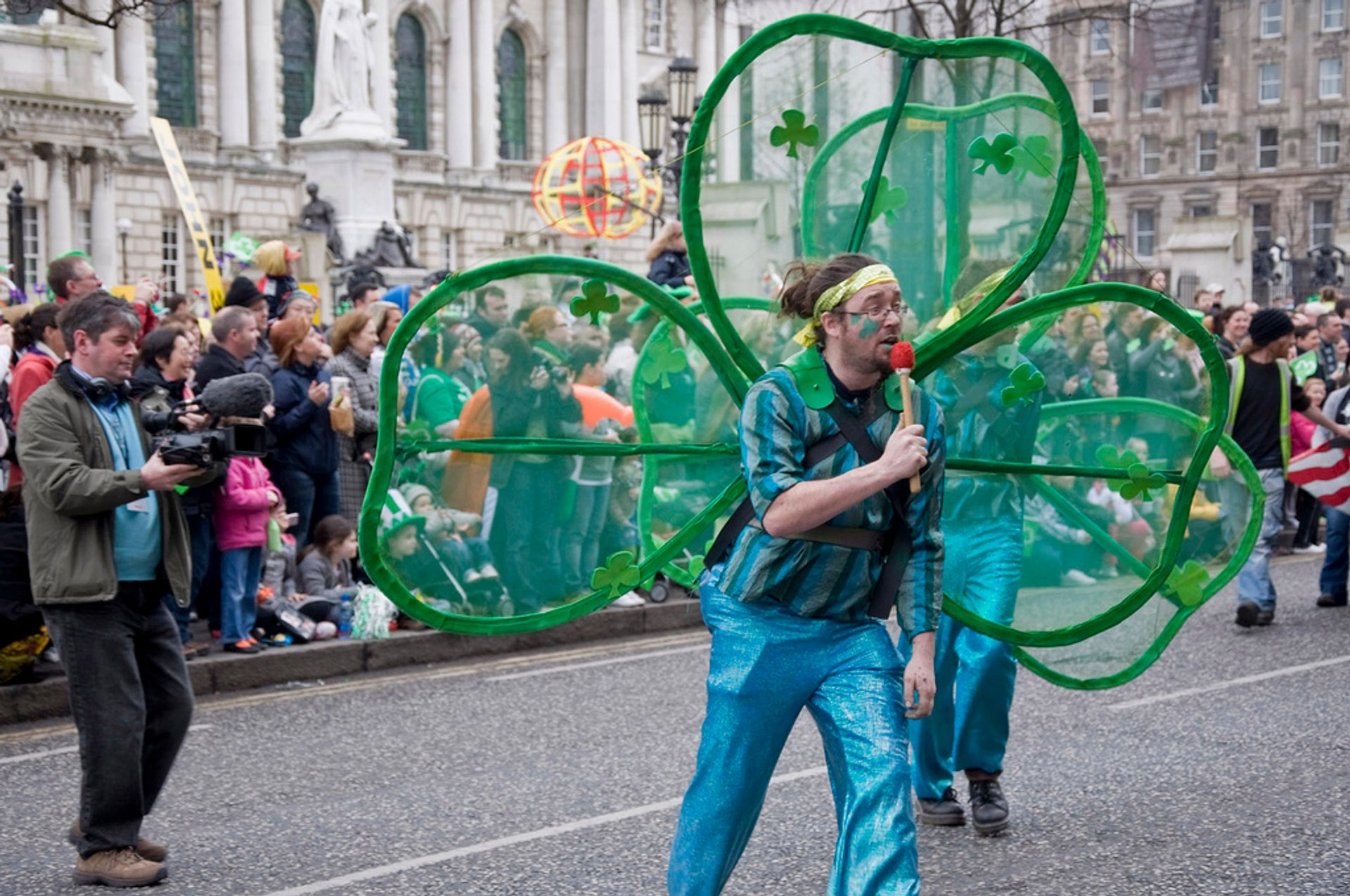 Best time to see St. Patrick's Day in The United Kingdom 2020