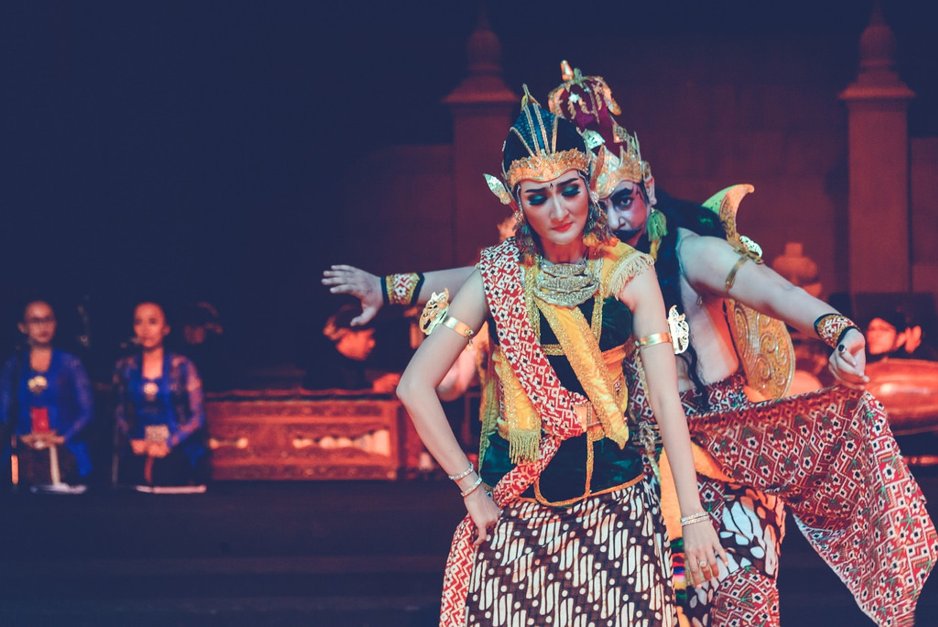 Ramayana Ballet at Prambanan in Java - Best Season 2020