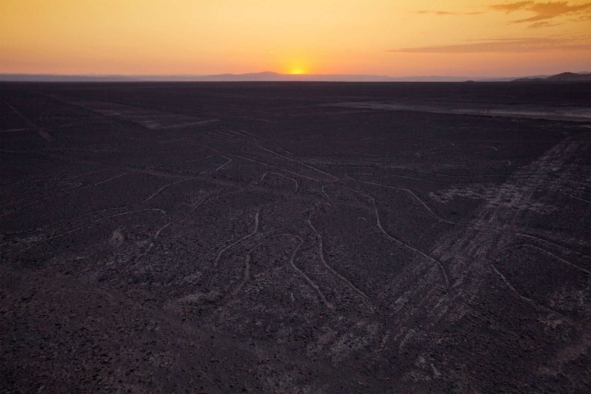 Best time for Flying over the Nazca Lines during the Dry Months in Peru 2020