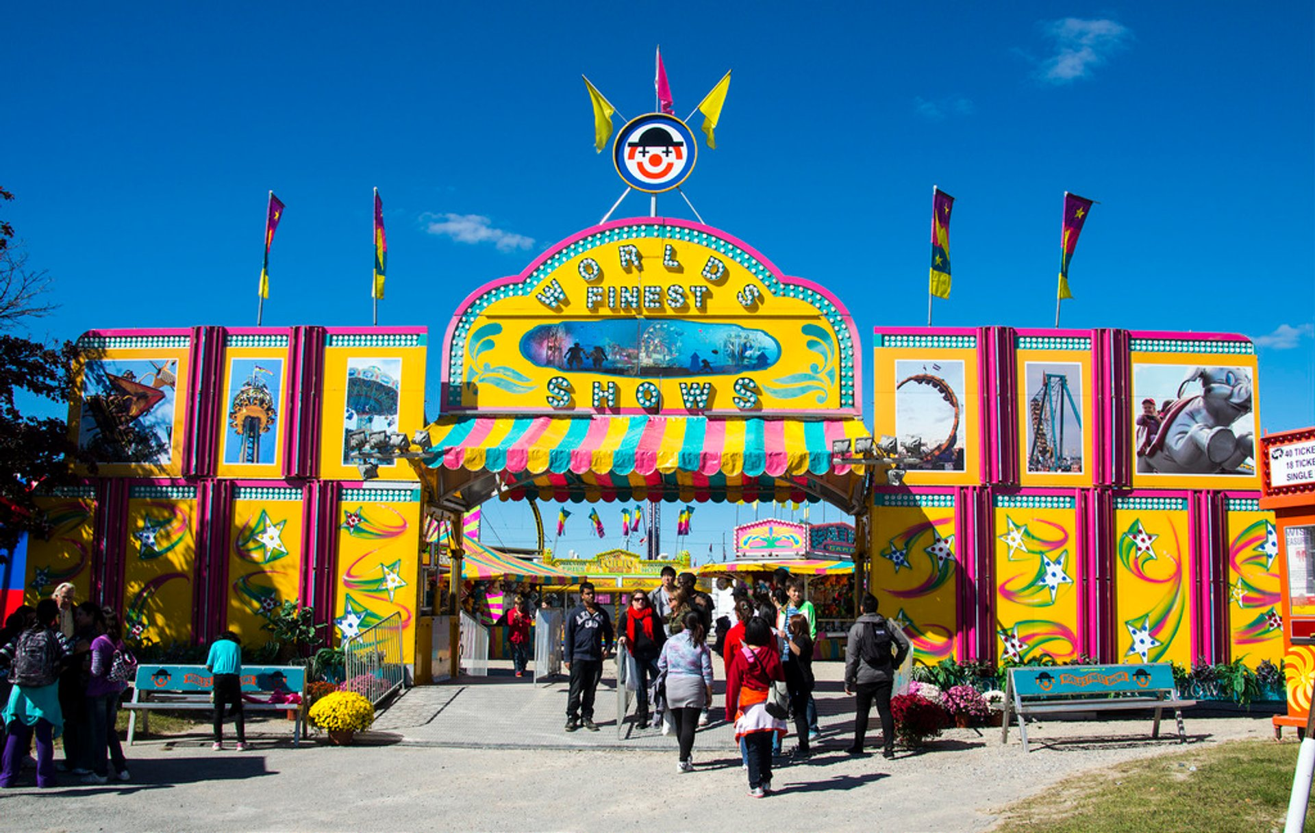 Markham Fair in Toronto 2020 - Best Time