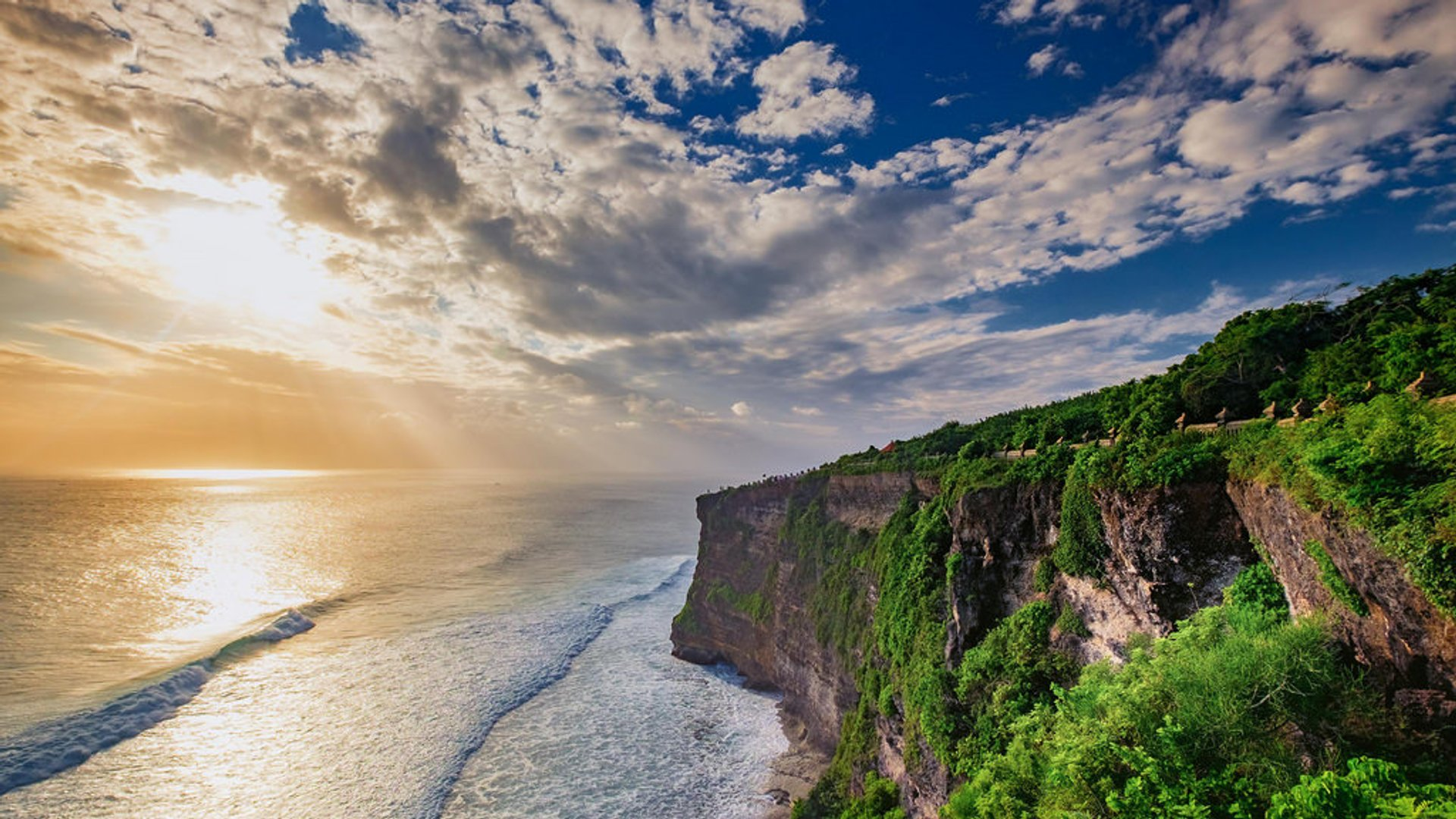 Best time for Dry Season in Bali 2020
