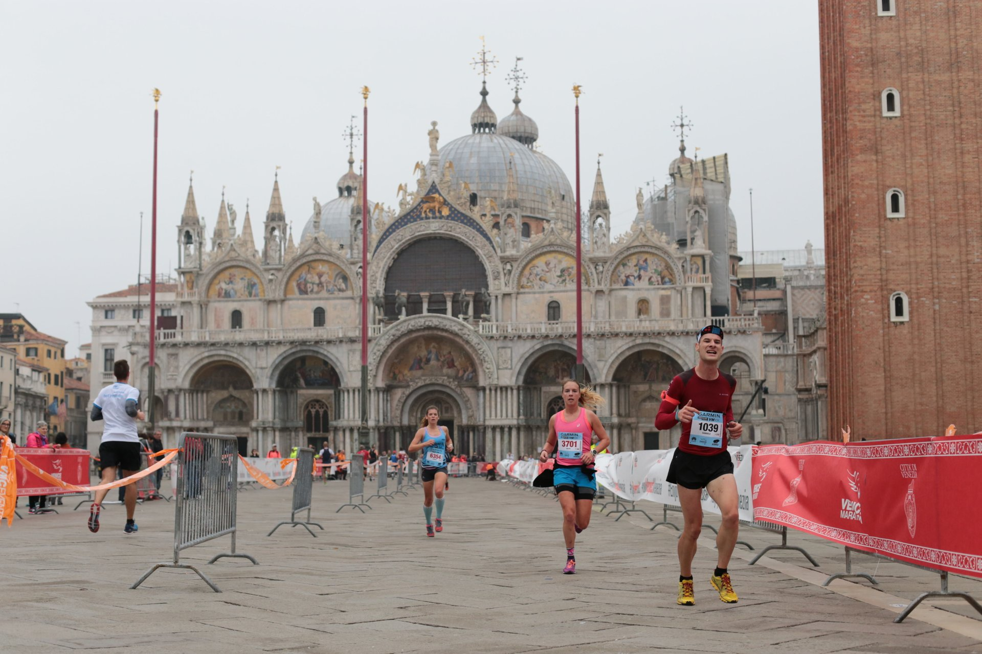 Best time for Venice Marathon (Maratona di Venezia) in Venice