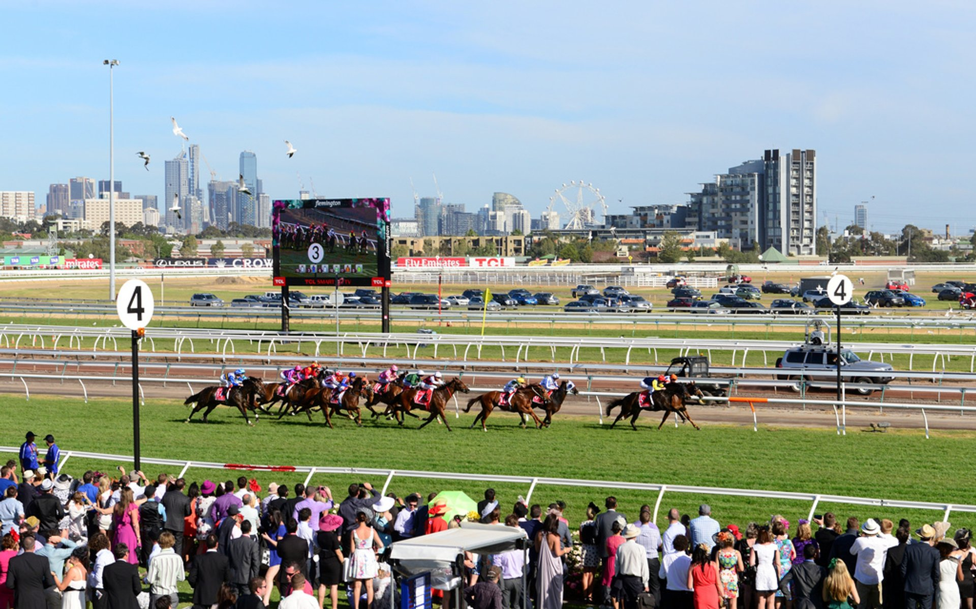 Melbourne Cup  in Melbourne - Best Season 2019