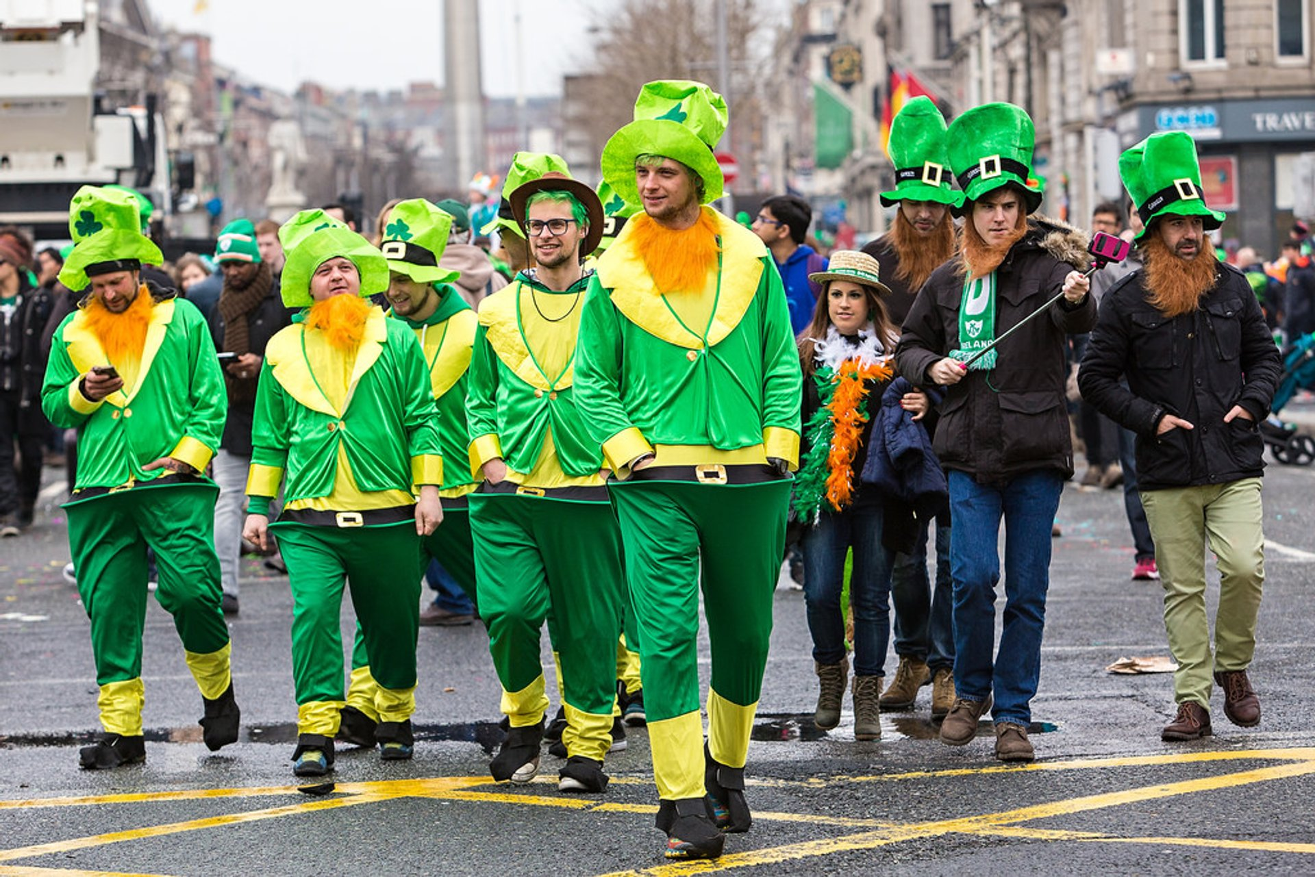 St. Patrick's Day in Ireland - Best Season 2019