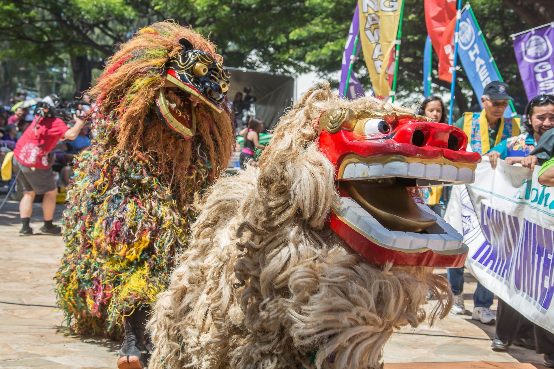 Best time for Okinawan Festival in Hawaii 2020