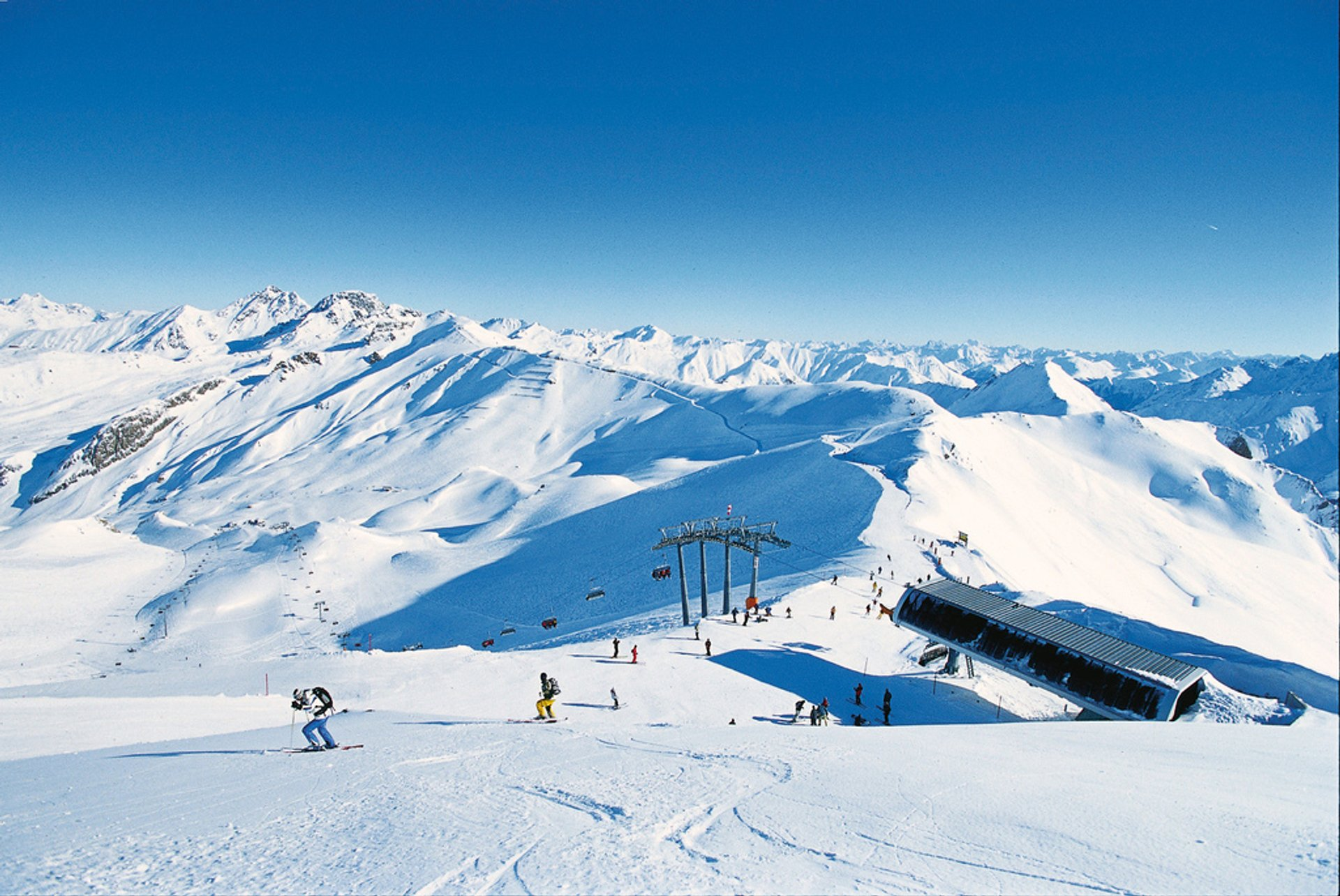 Ischgl, Austria 2020