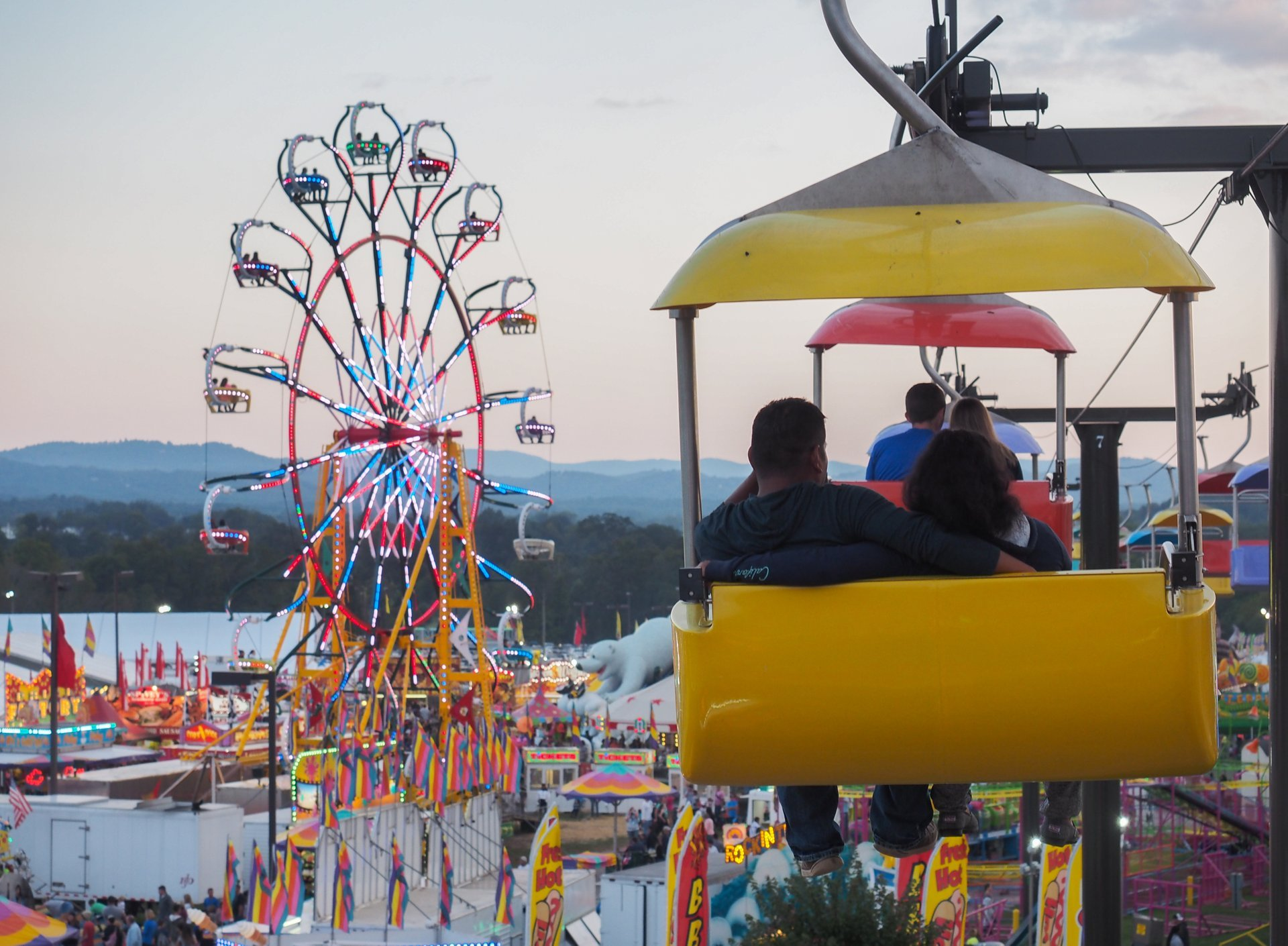 Best time for NC Mountain State Fair  in North Carolina 2020