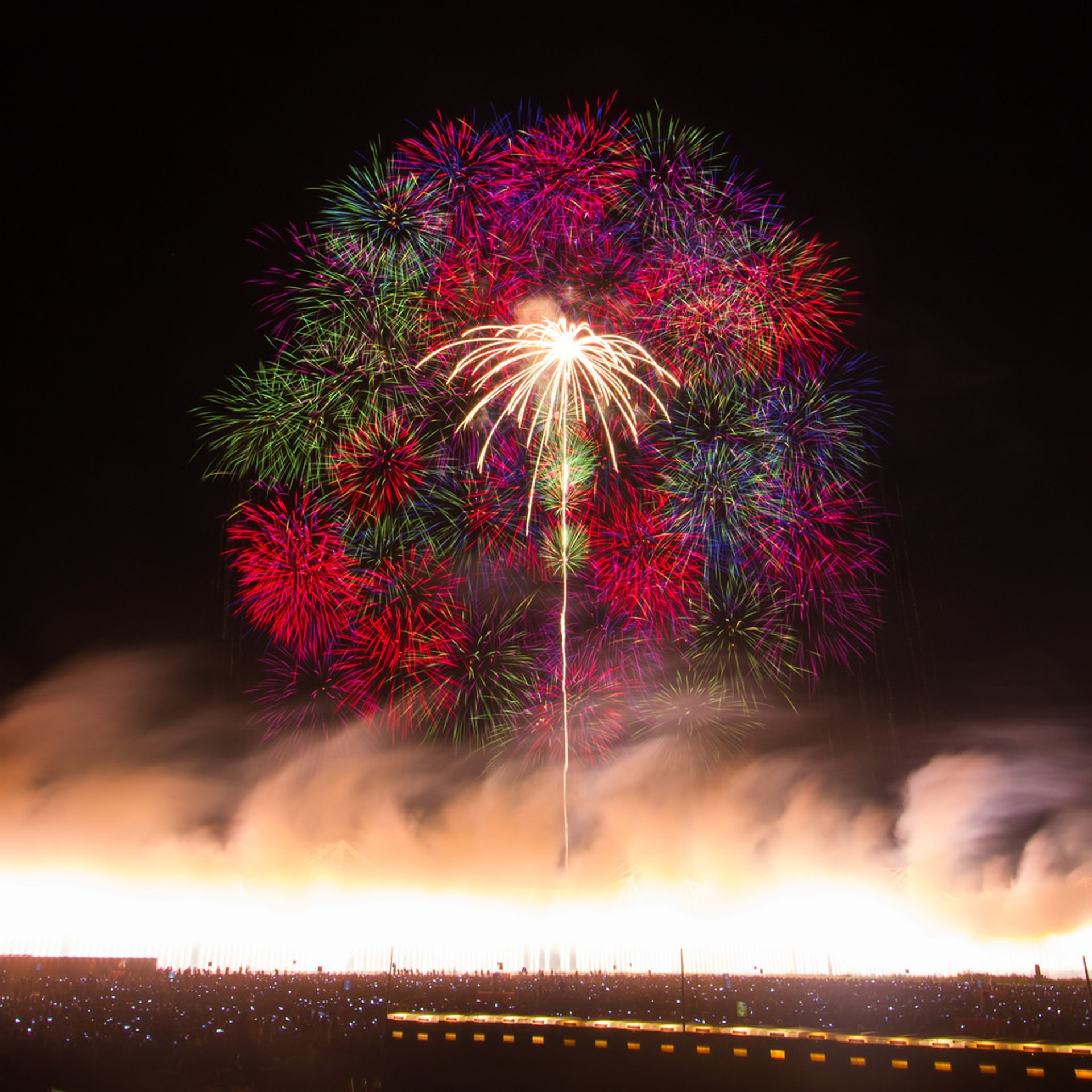 Nagaoka Fireworks Festival in Japan - Best Season 2019