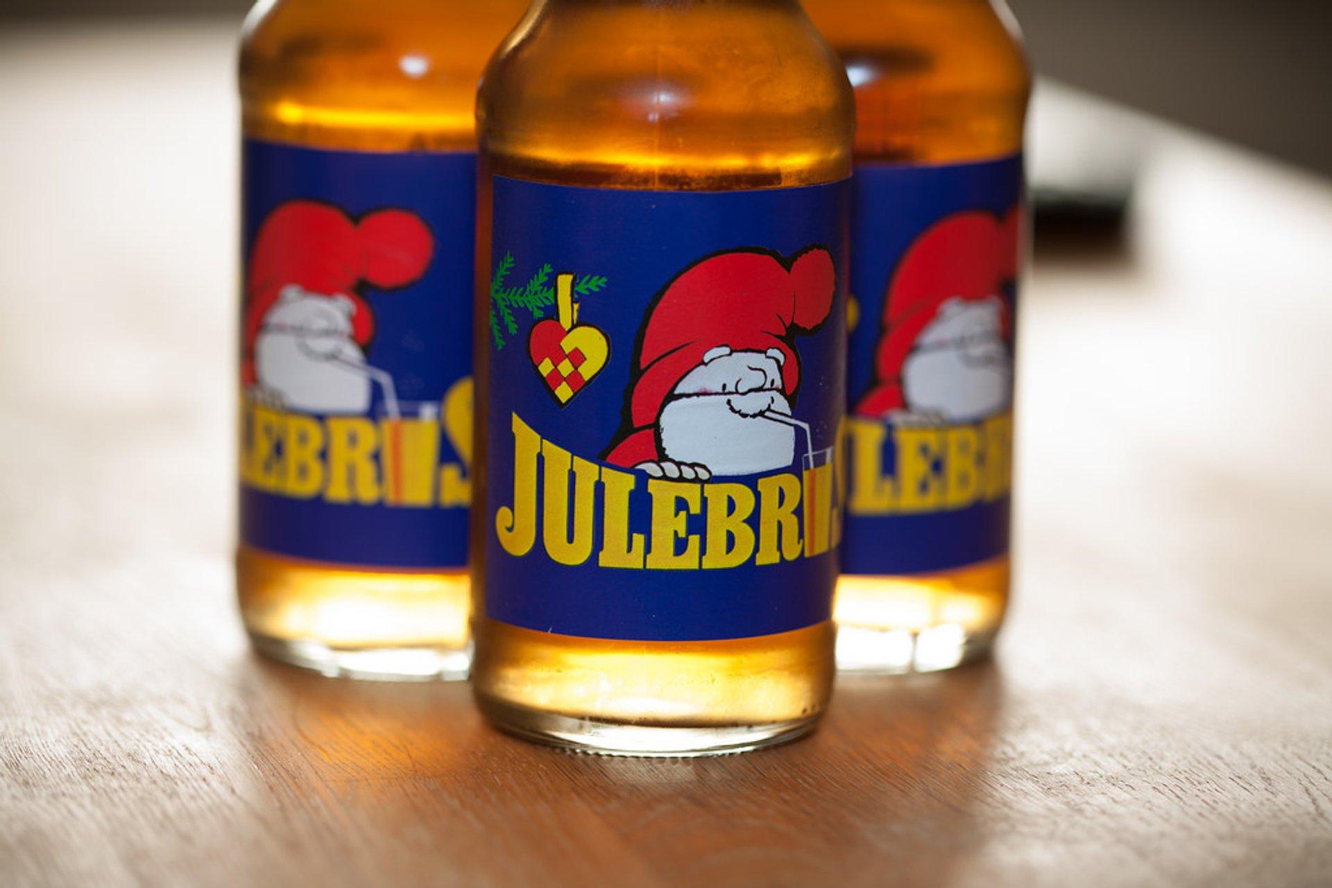 Julebrus or Christmas Soda in Norway 2020 - Best Time