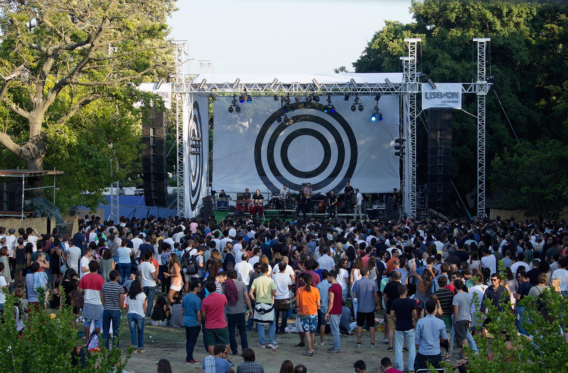 LISB-ON in Lisbon - Best Season 2020
