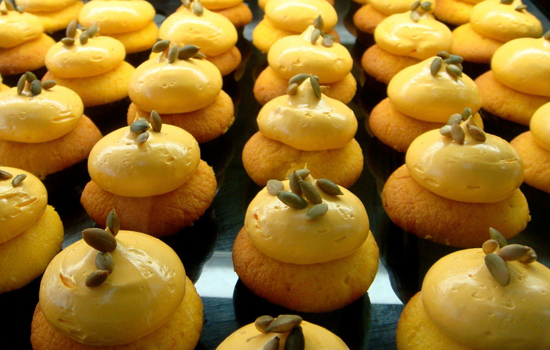 Pumpkin Cupcakes 2020