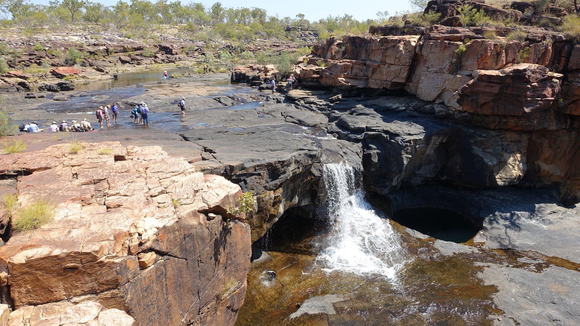 Mitchell Falls in Western Australia - Best Season 2020