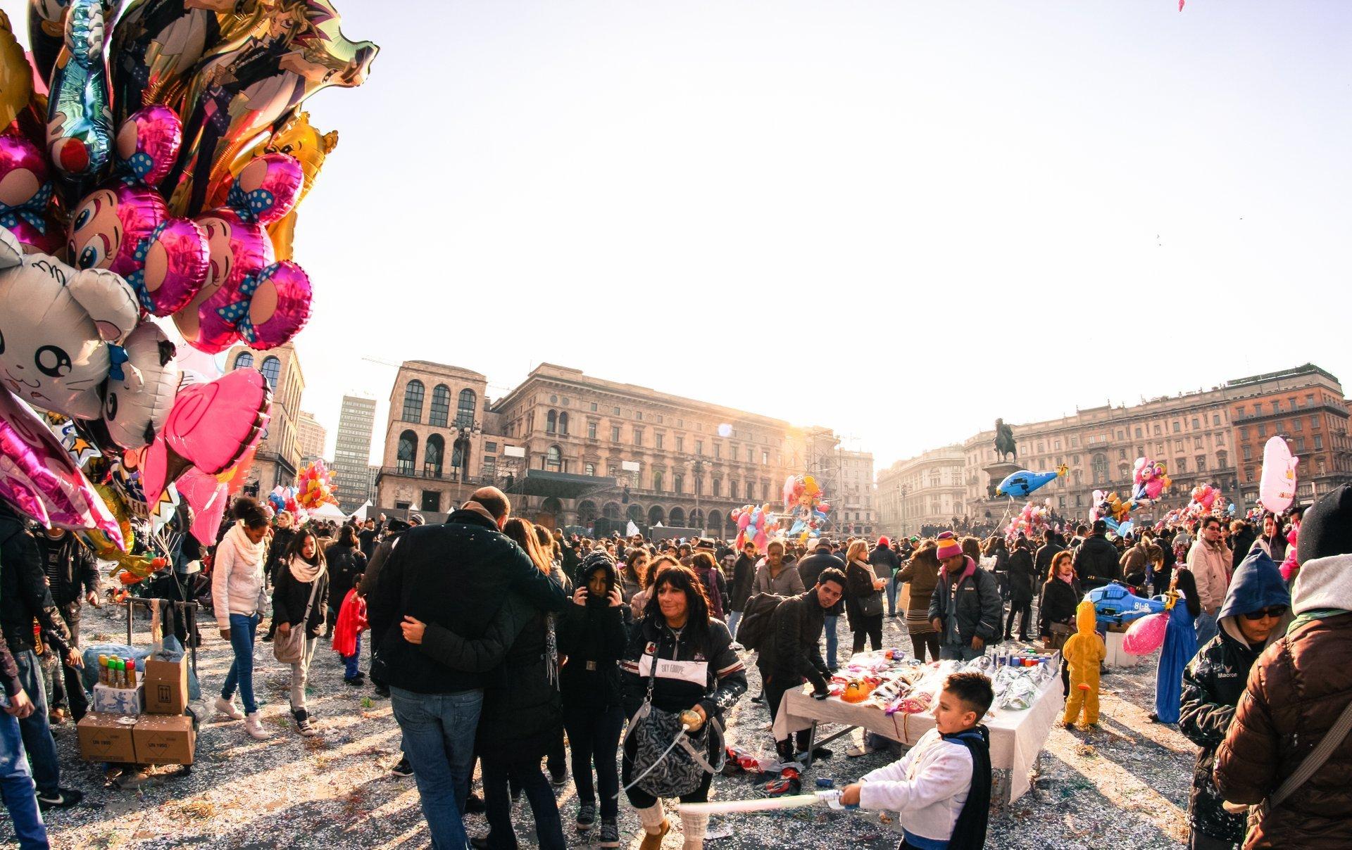 Ambrosian Carnival in Milan - Best Season 2020