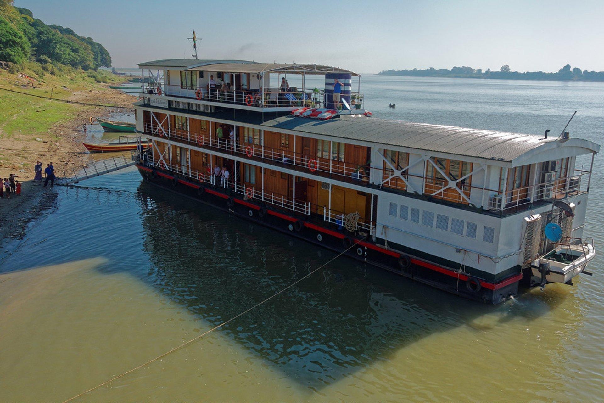 River Cruising in Myanmar - Best Time