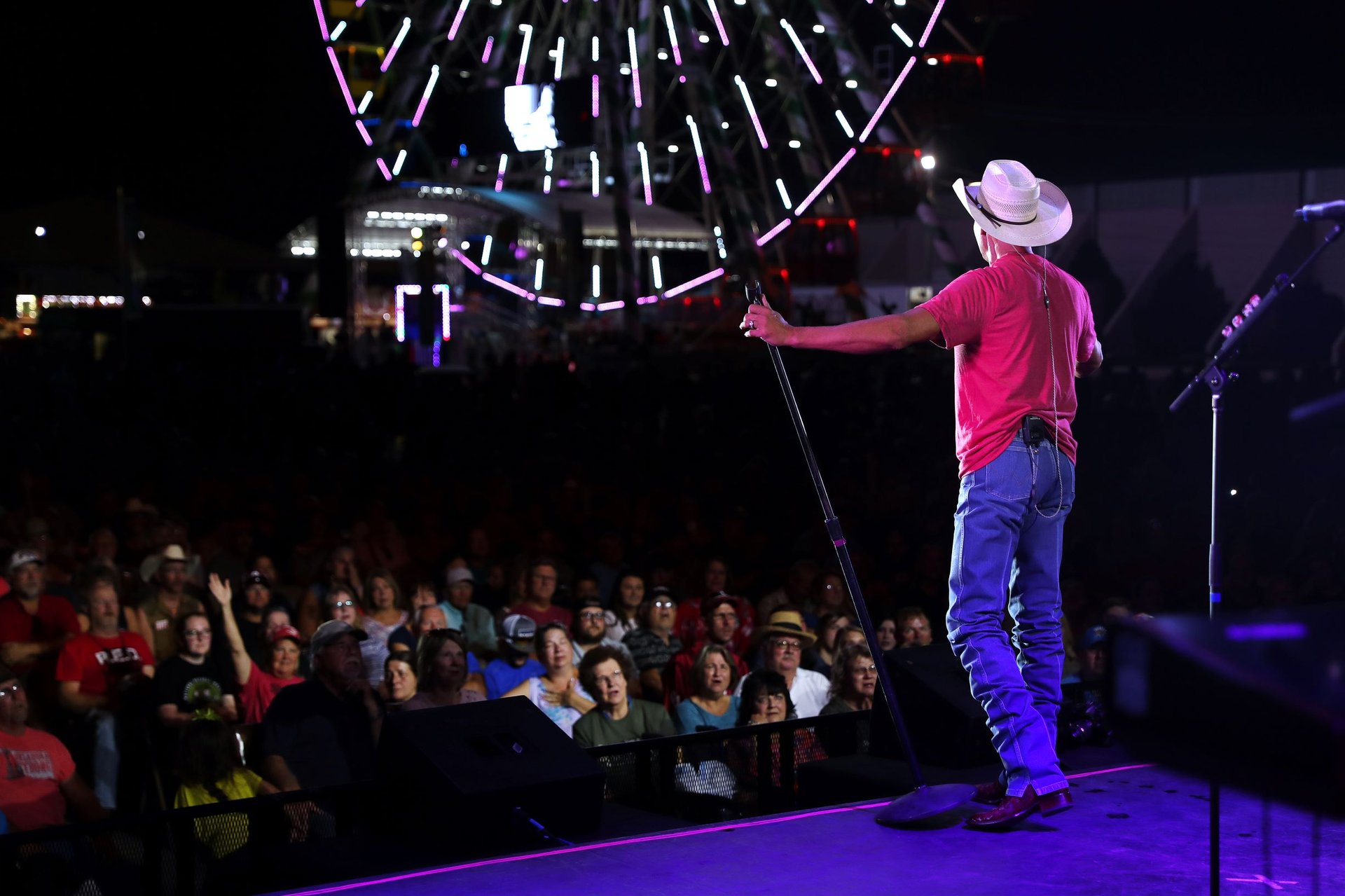 Best time for Oklahoma State Fair 2020