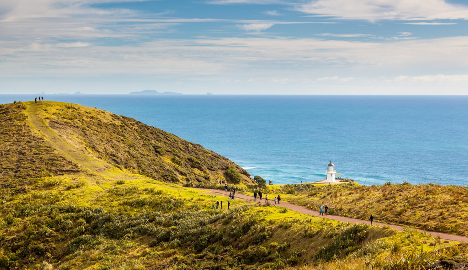 Cape Reinga and Lighthouse 2020