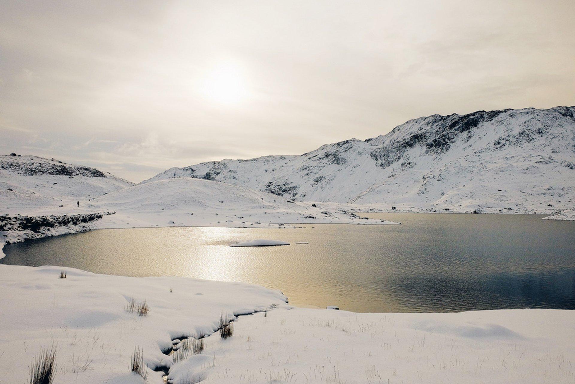 Winter (Gaeaf) in Wales 2020 - Best Time