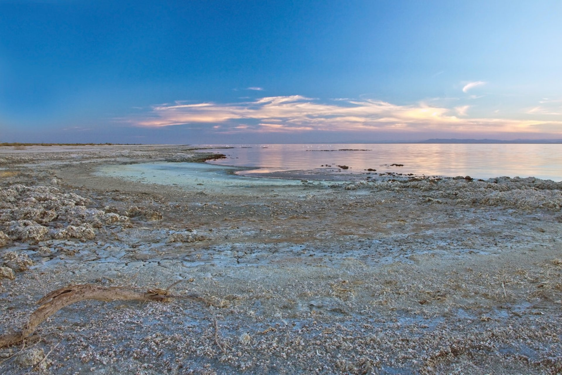 Salton Sea in California - Best Time