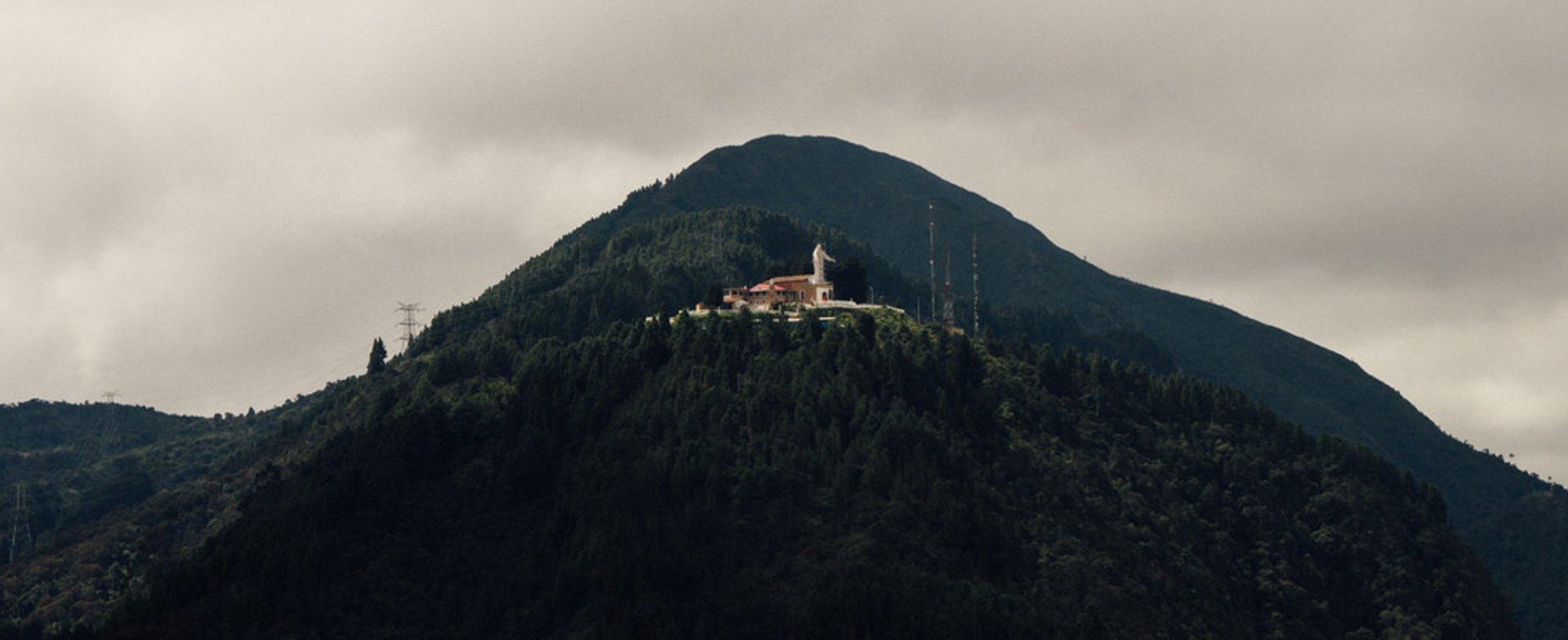 Monserrate Mountain in Colombia - Best Season 2020