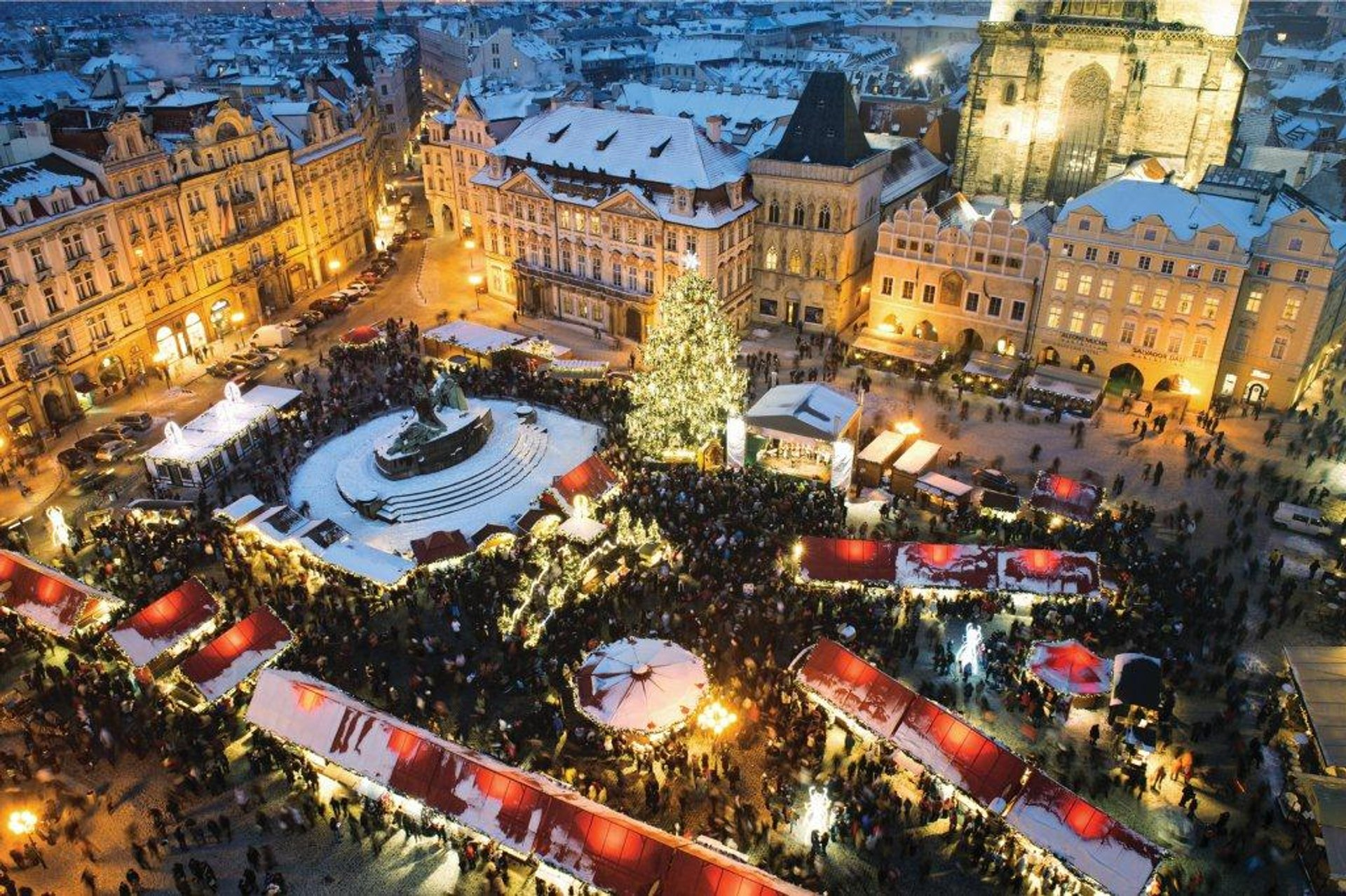Christmas Markets in Prague 2019 - Best Time