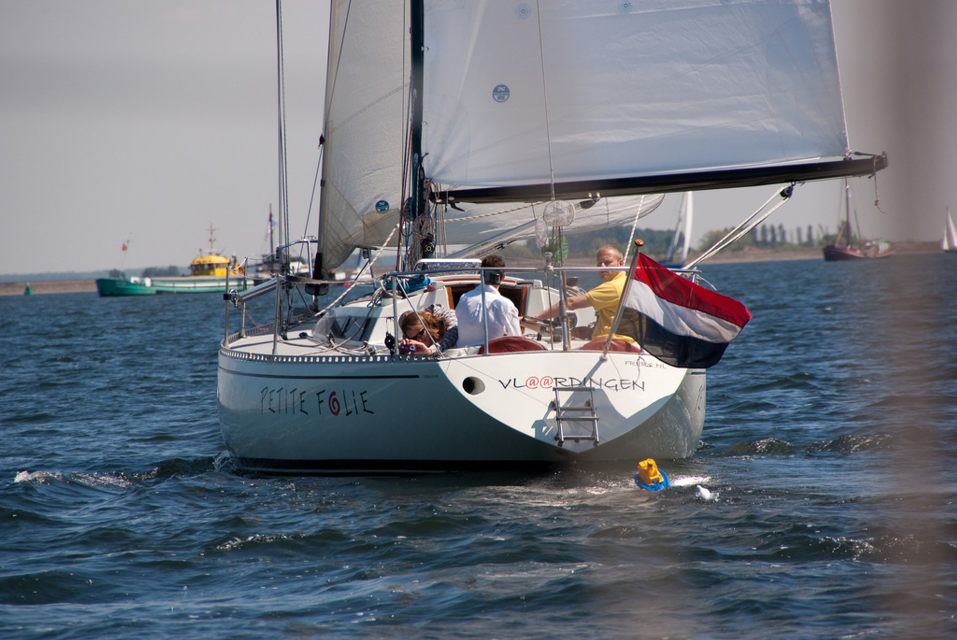 Sailing and Cruising Season in The Netherlands 2019 - Best Time