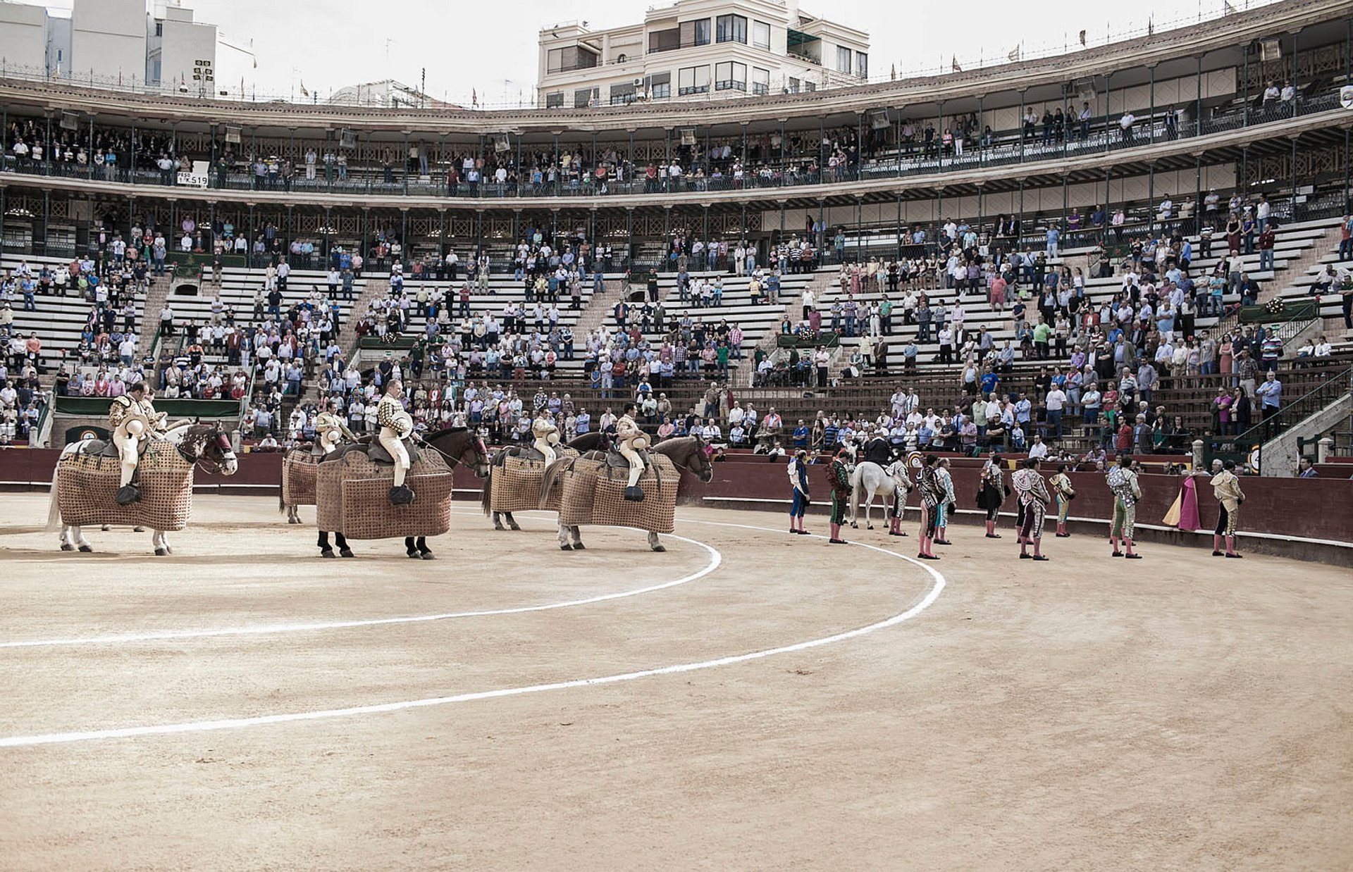 Corrida de Toros in Valencia - Best Season 2020