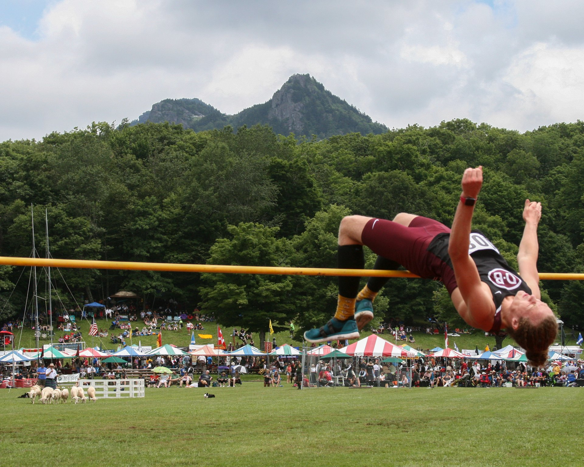 Best time to see Grandfather Mountain Highland Games in North Carolina 2020