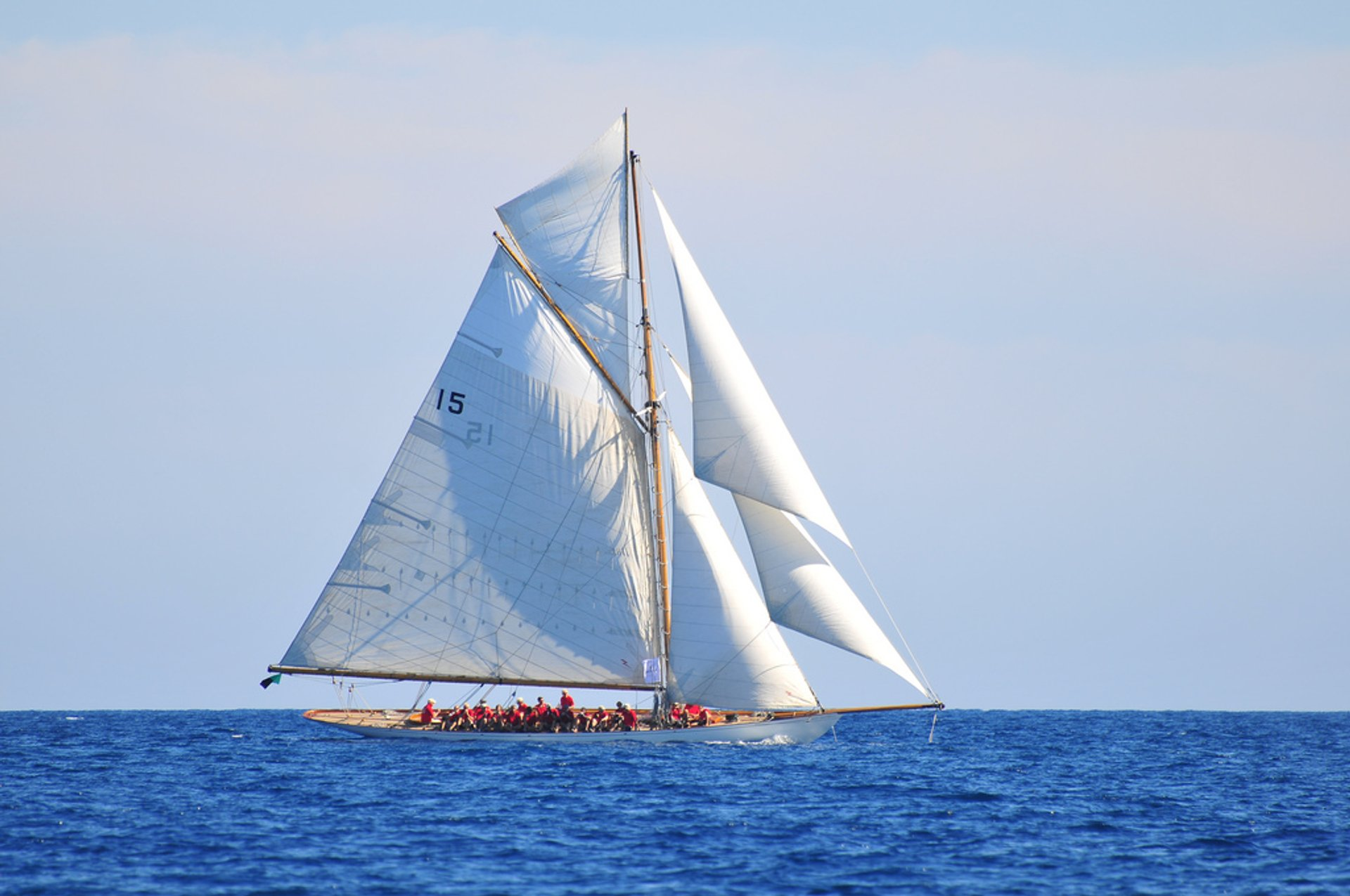 Best time for Sailing in Provence & French Riviera 2020