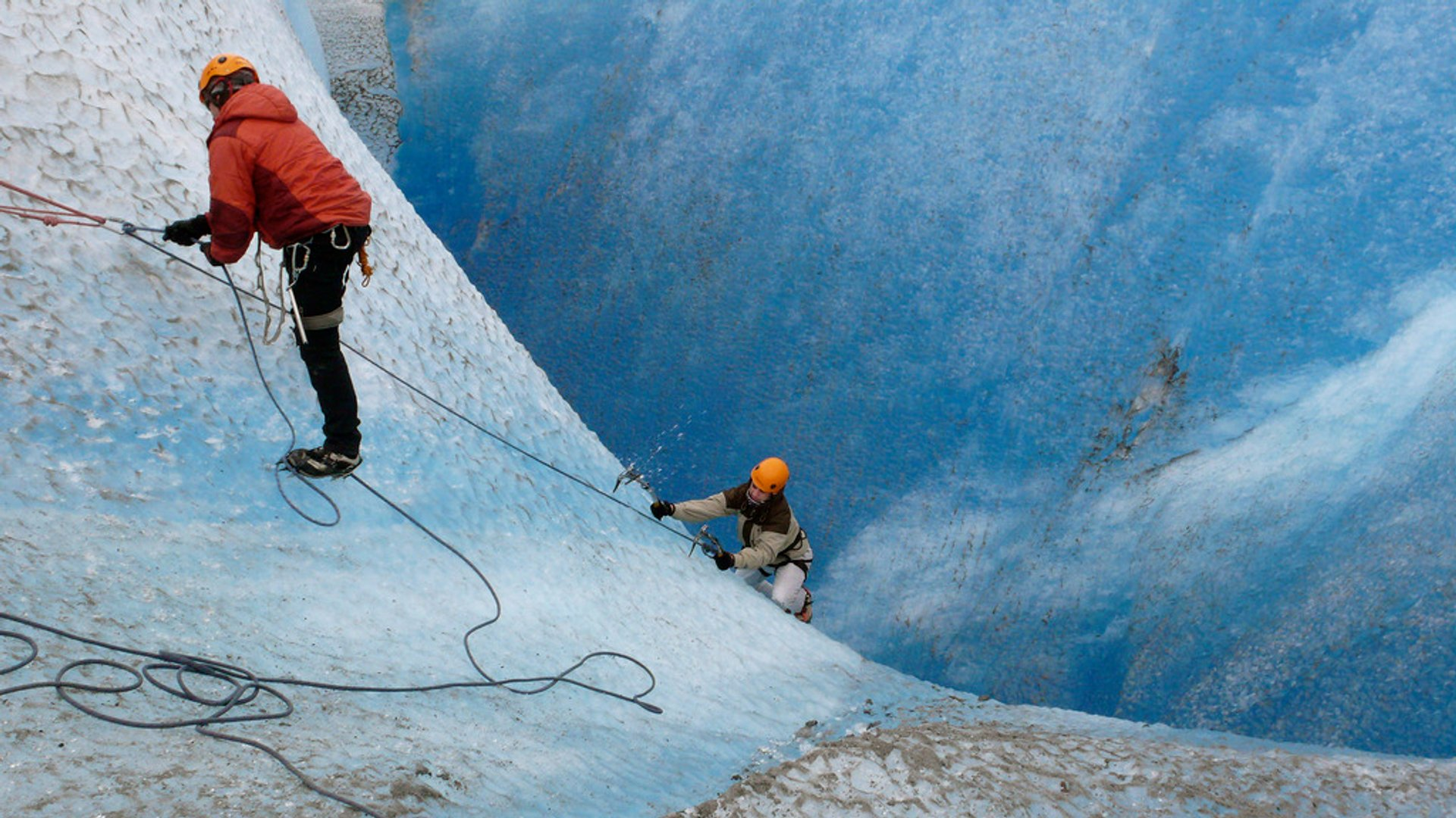 Ice Climbing in Argentina 2020 - Best Time