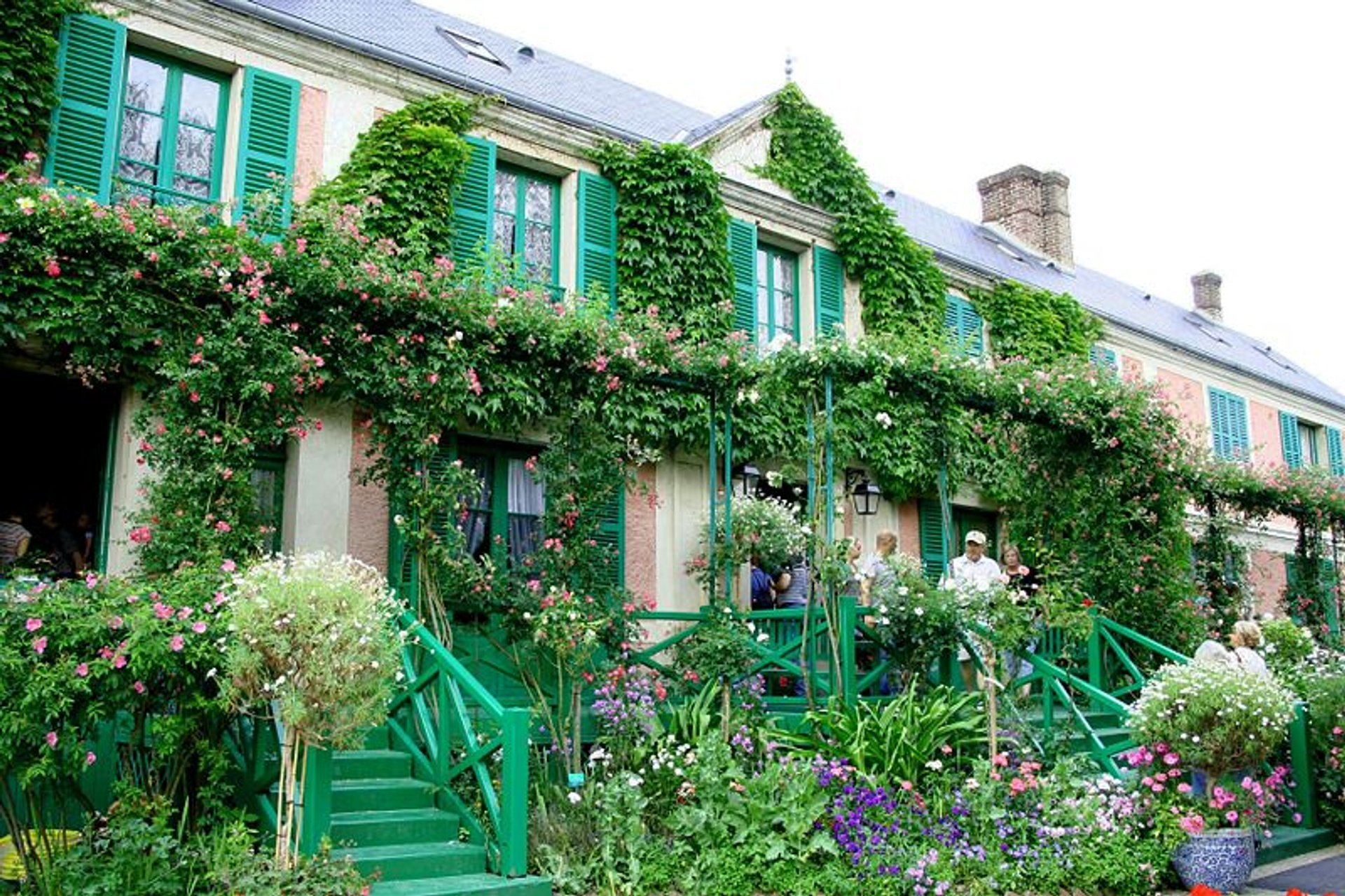Best Time For Claude Monet S House Gardens In Giverny France 2019