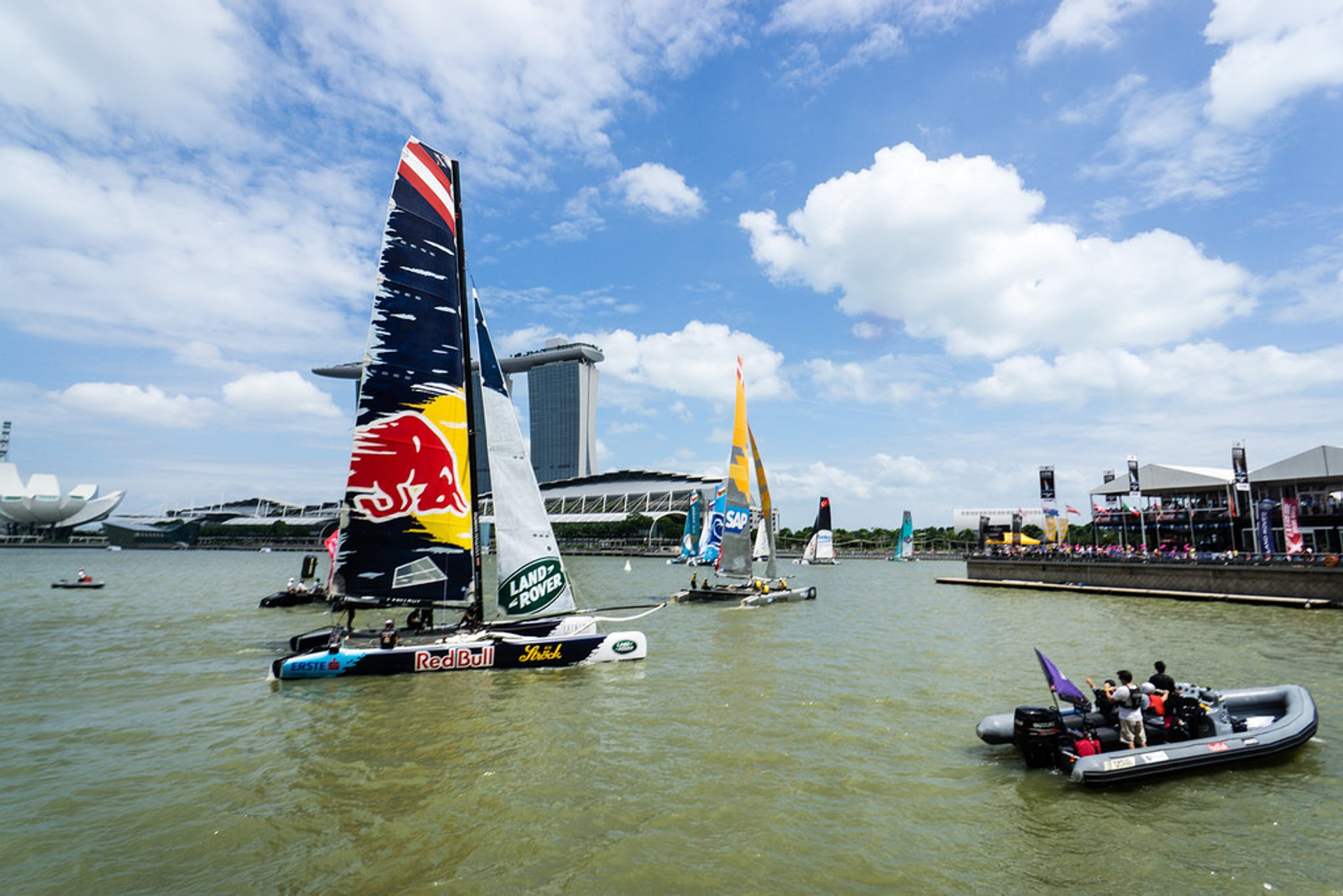 Sailing in Singapore 2019 - Best Time