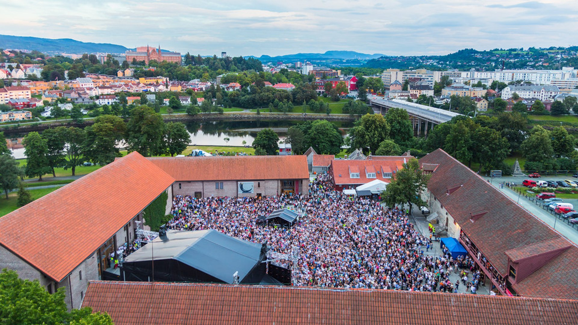 Best time to see St. Olav Festival in Norway 2020