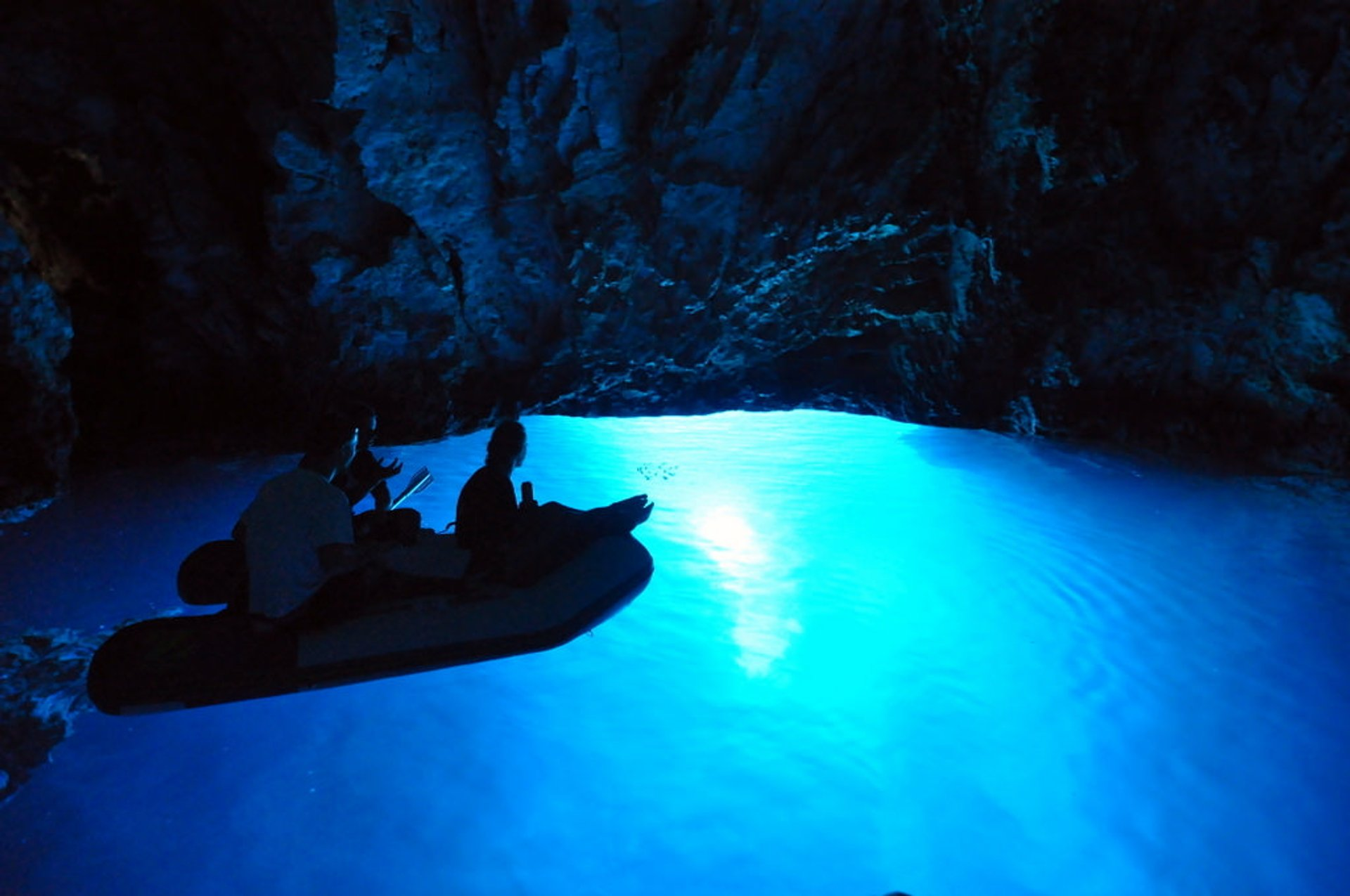 The Blue Cave in Croatia 2019 - Best Time