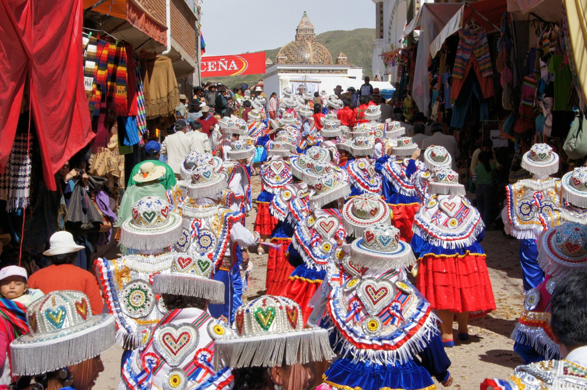 Virgen de la Candelaria in Bolivia - Best Season 2019