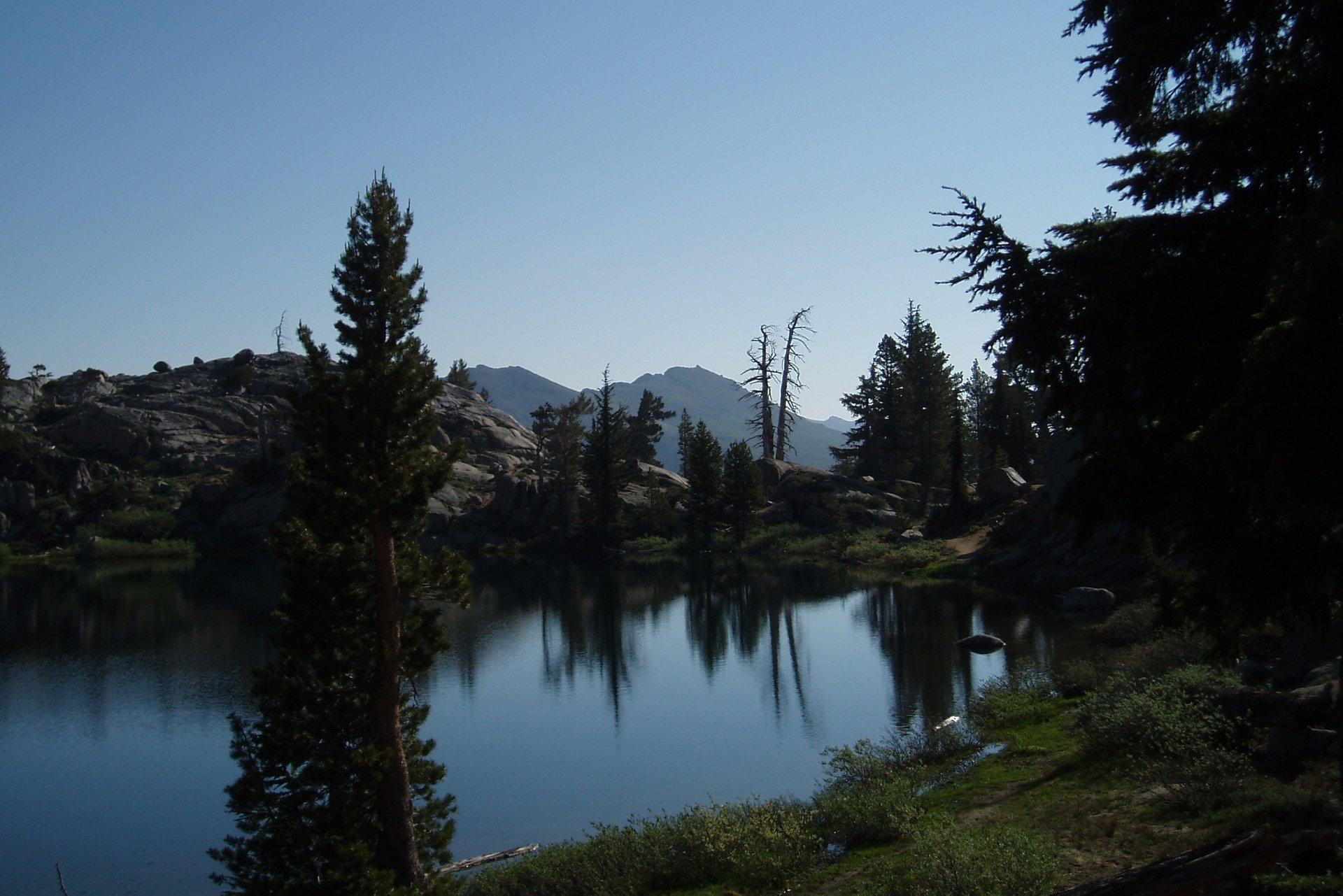 Granite Lake  2020