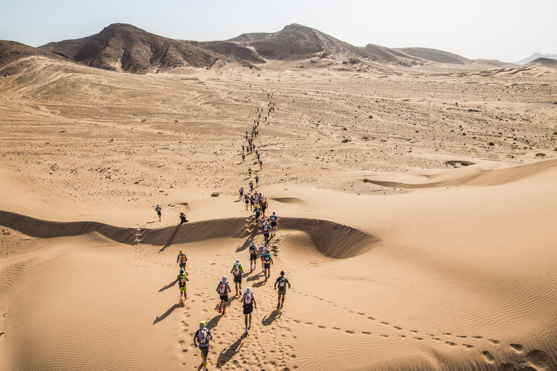 Marathon Des Sables (MDS) in Morocco - Best Season 2019