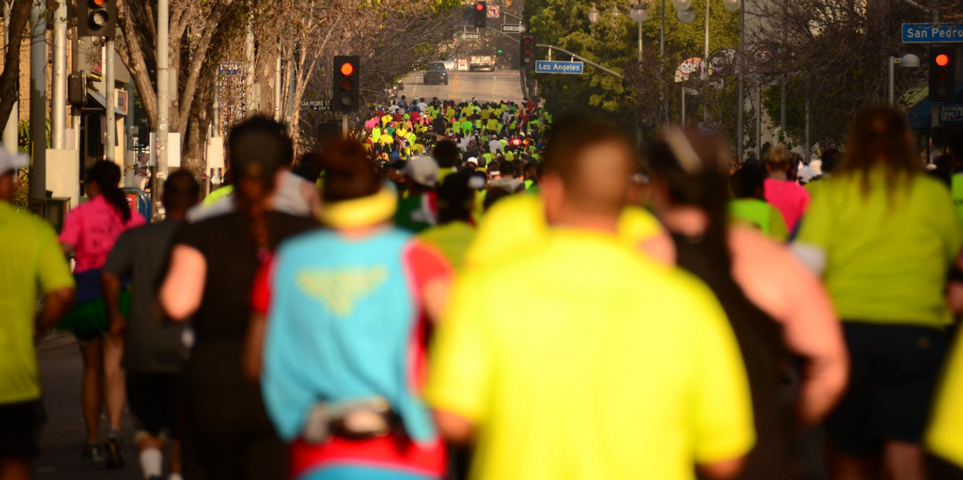 Best time for Los Angeles Marathon in Los Angeles 2019