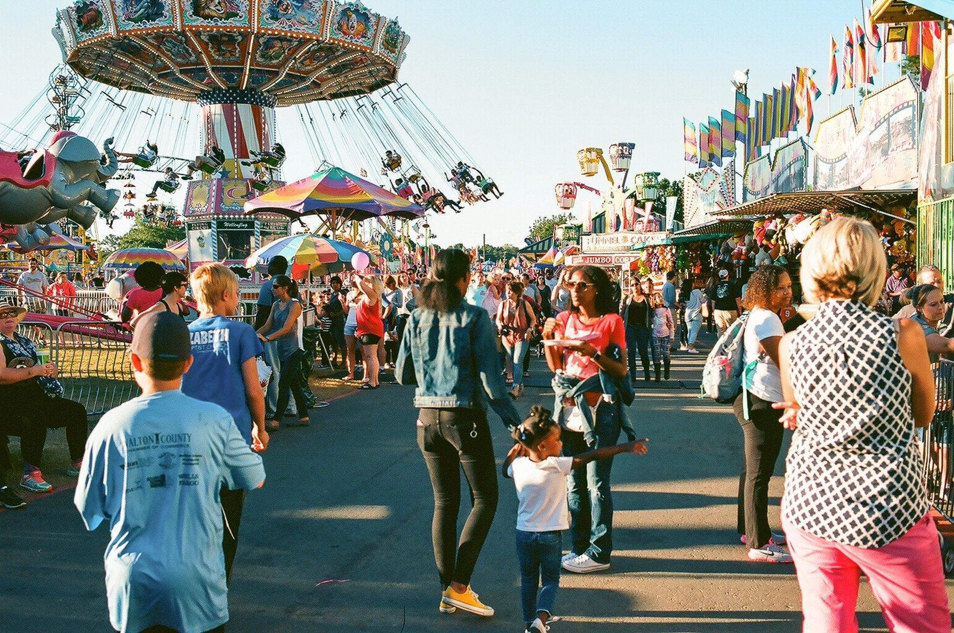 North Georgia State Fair in Georgia - Best Season 2020