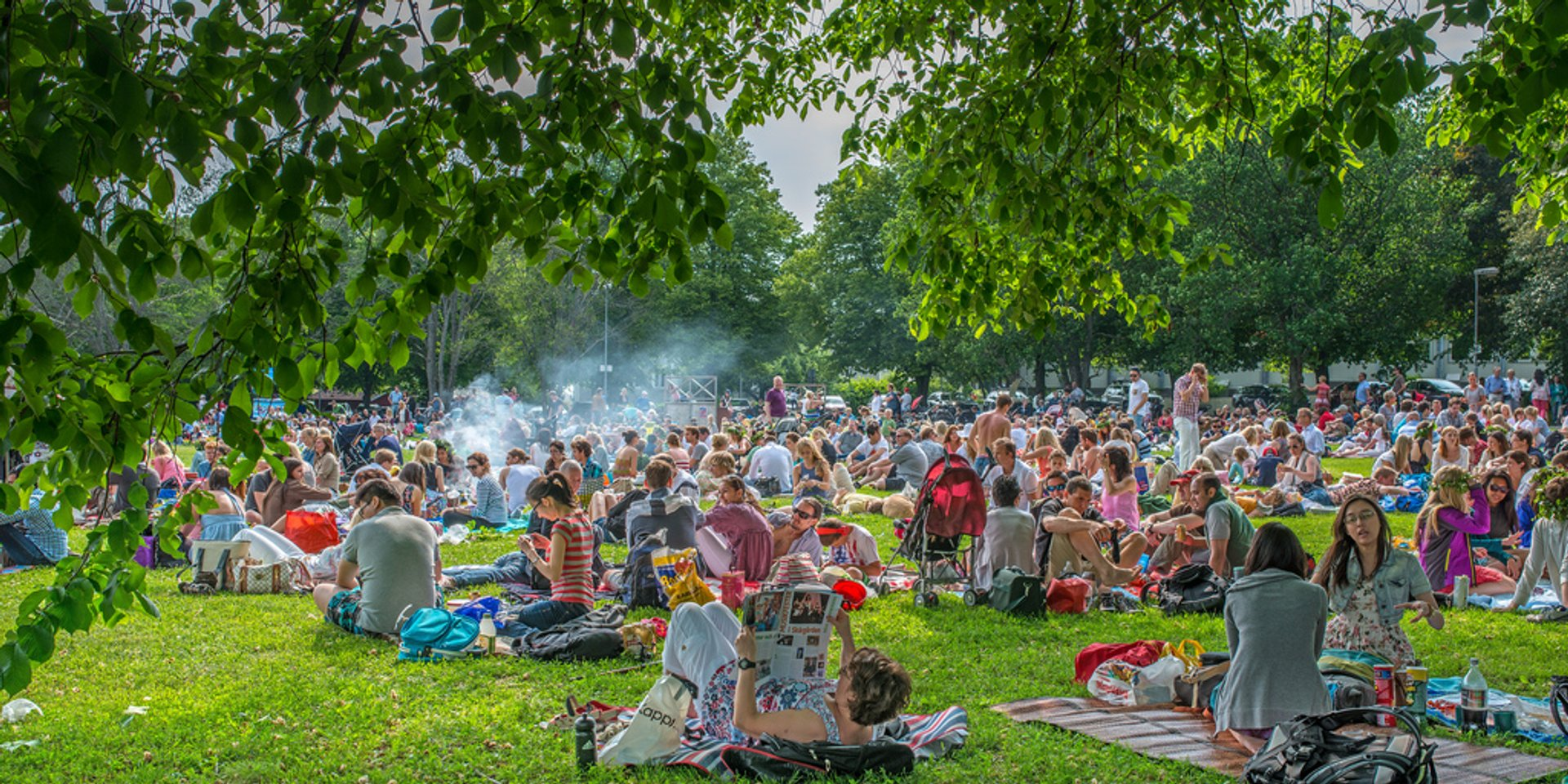 Best time for Midsummer in Sweden 2019