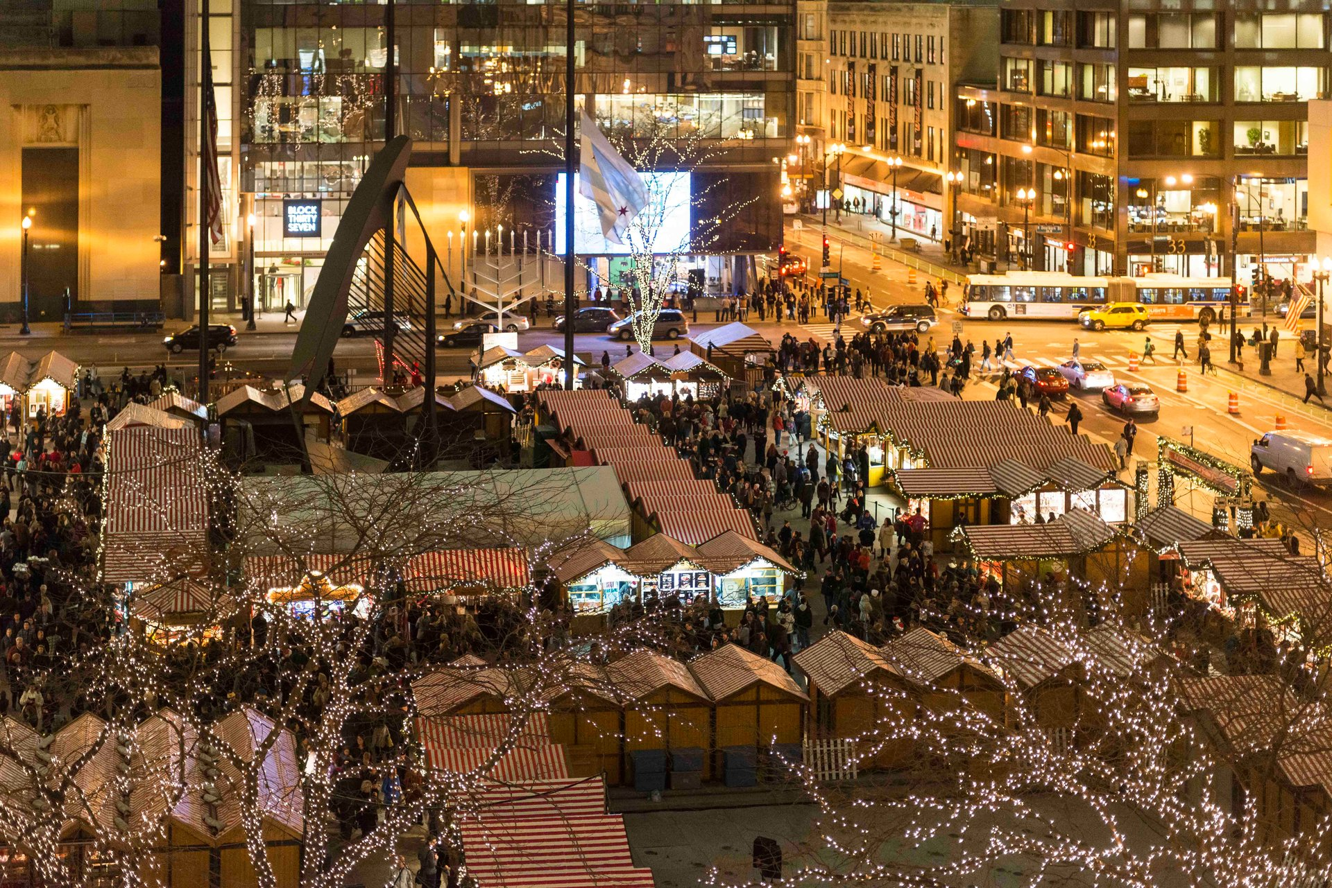 Christmas Markets Chicago 2020 Christkindlmarket Chicago 2020   Dates