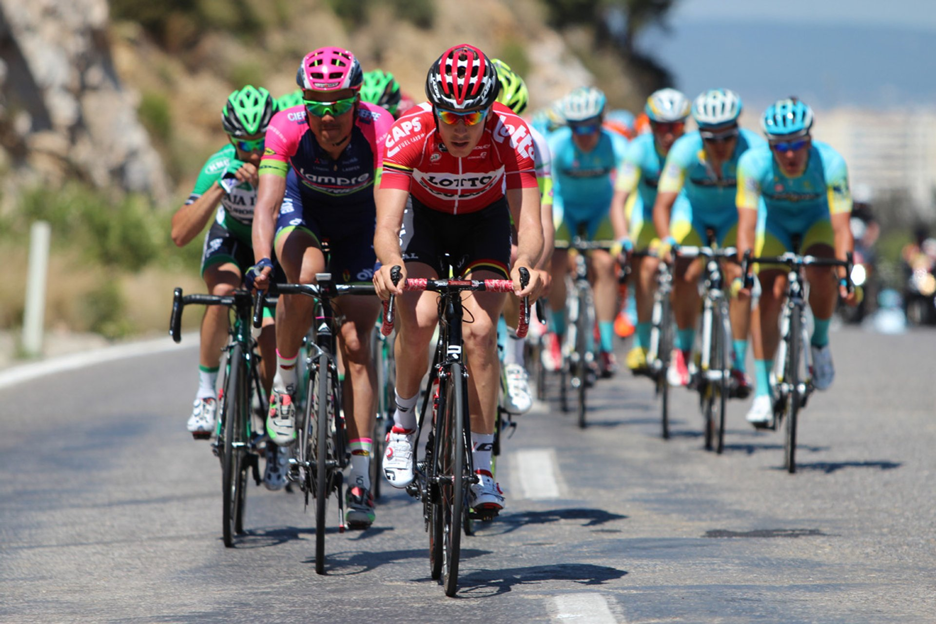 Best time to see Presidential Cycling Tour of Turkey 2020