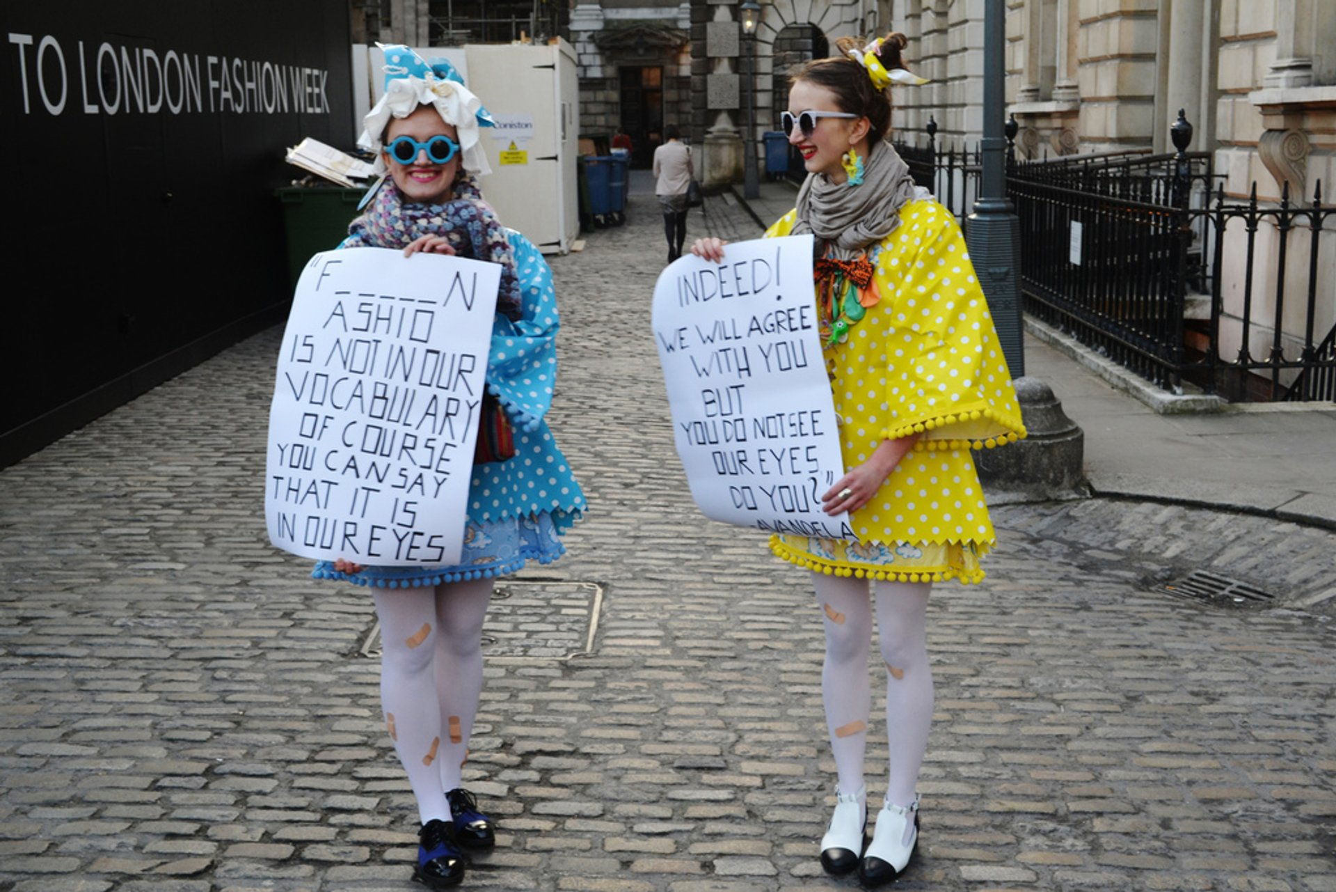 London Fashion Week in London - Best Season 2020