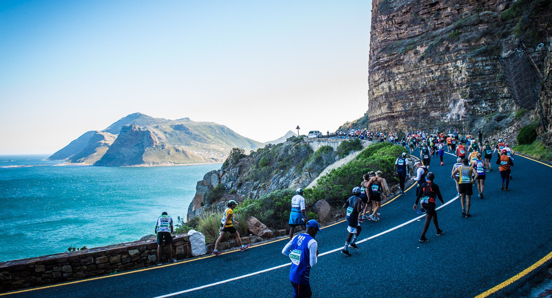 Best time for Two Oceans Marathon in Cape Town 2020
