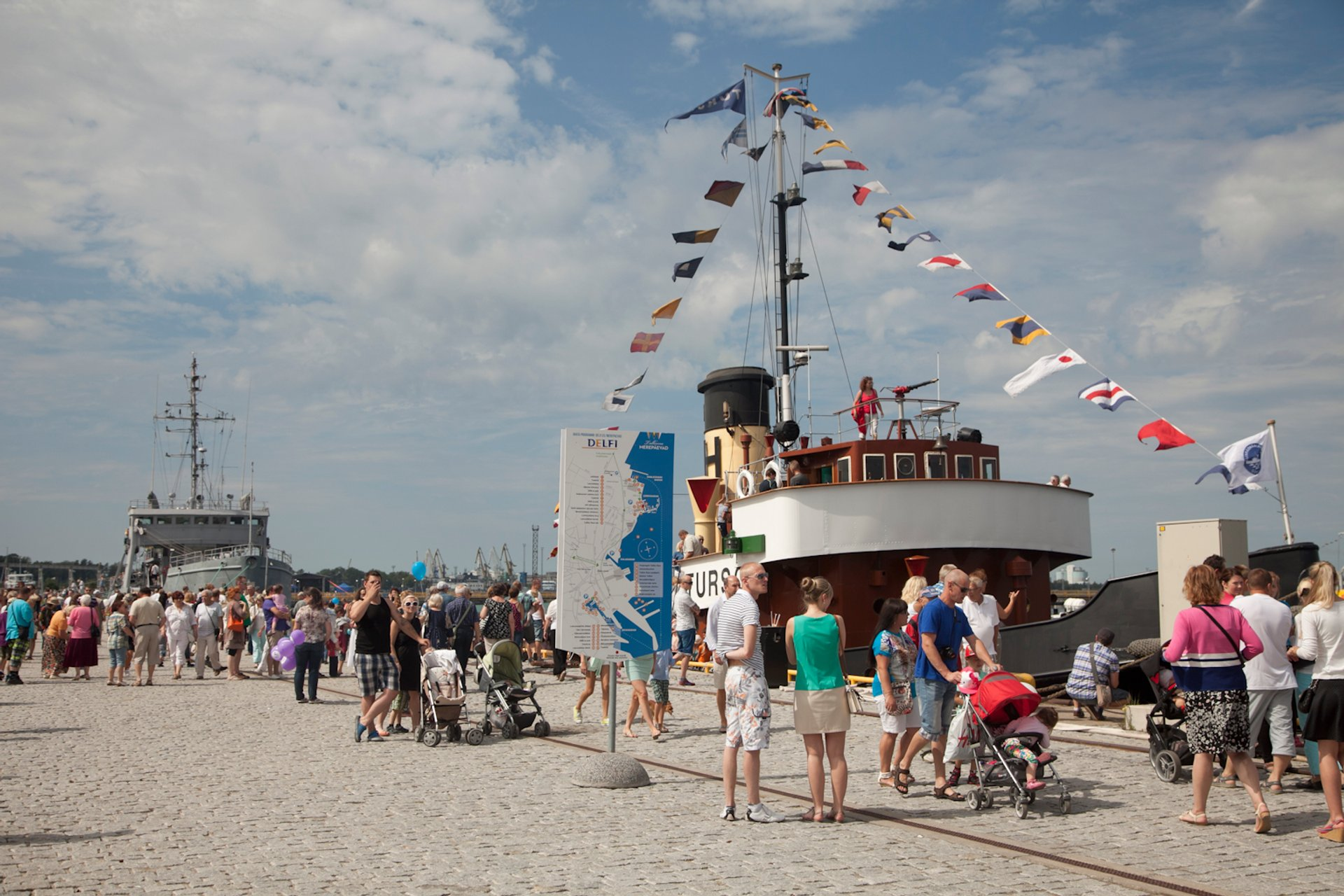 Tallinn Maritime Days in Estonia - Best Season 2019