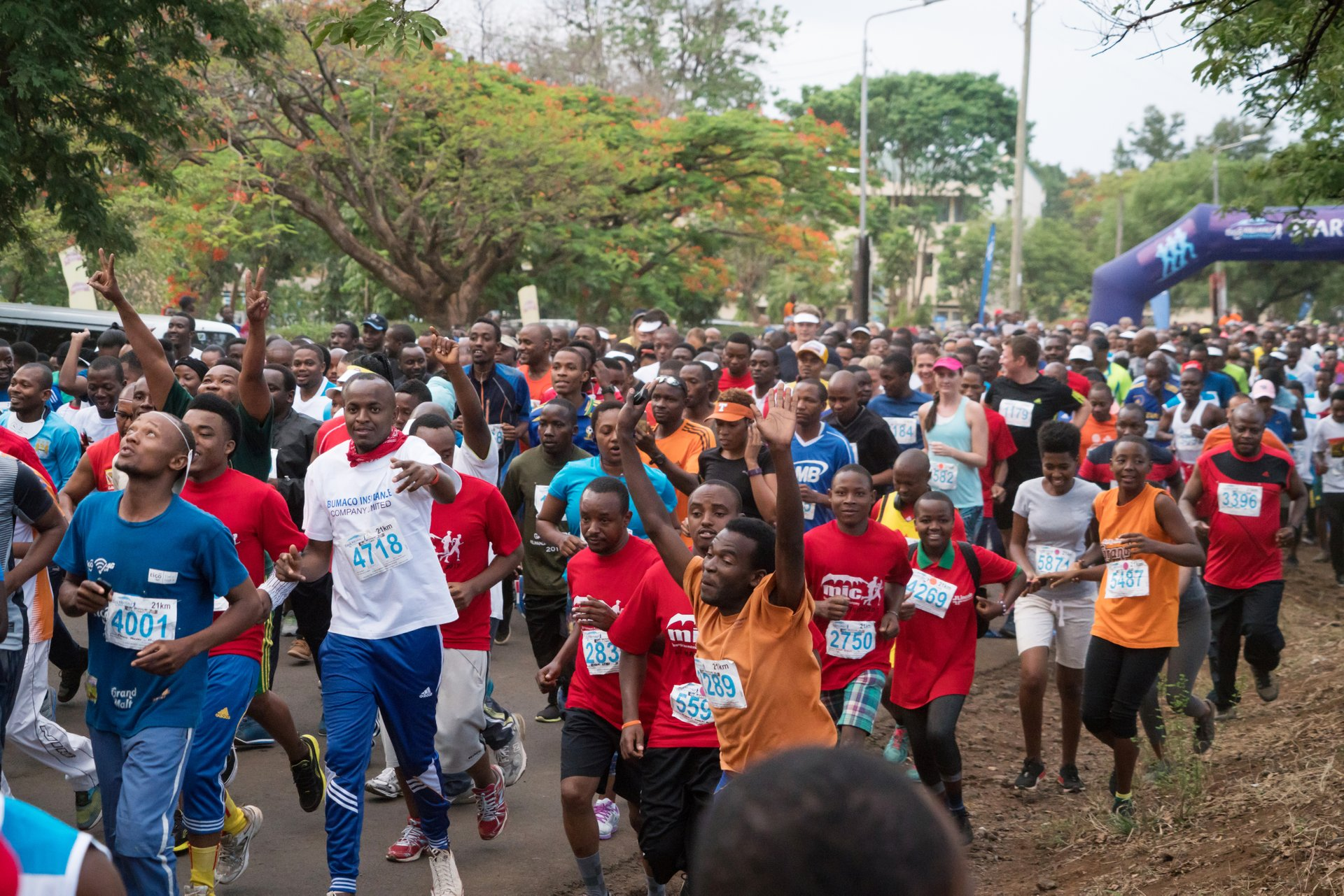 Kilimanjaro Marathon in Tanzania - Best Season 2020
