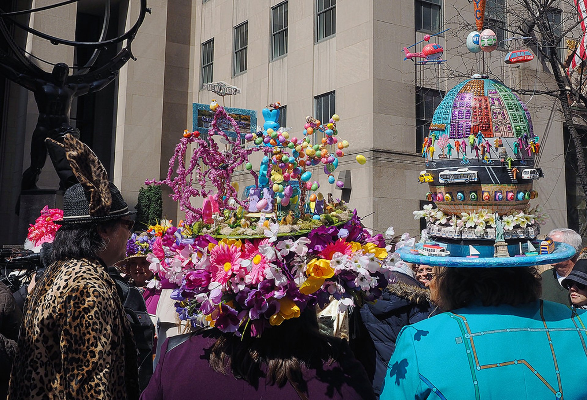 Easter Parade and Easter Bonnet Festival in New York - Best Season 2019