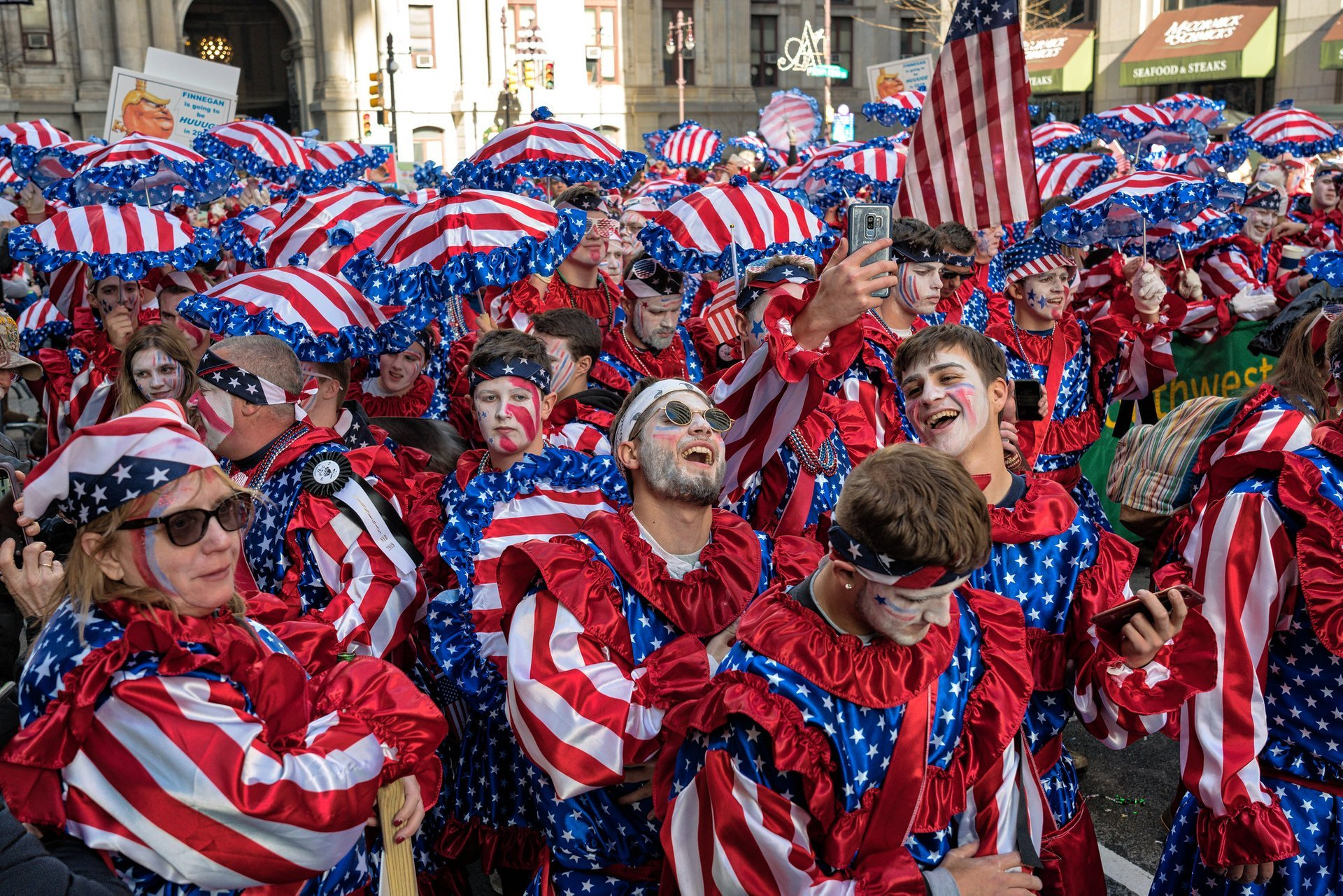 Best time for Philadelphia Mummers Parade in Pennsylvania 2020