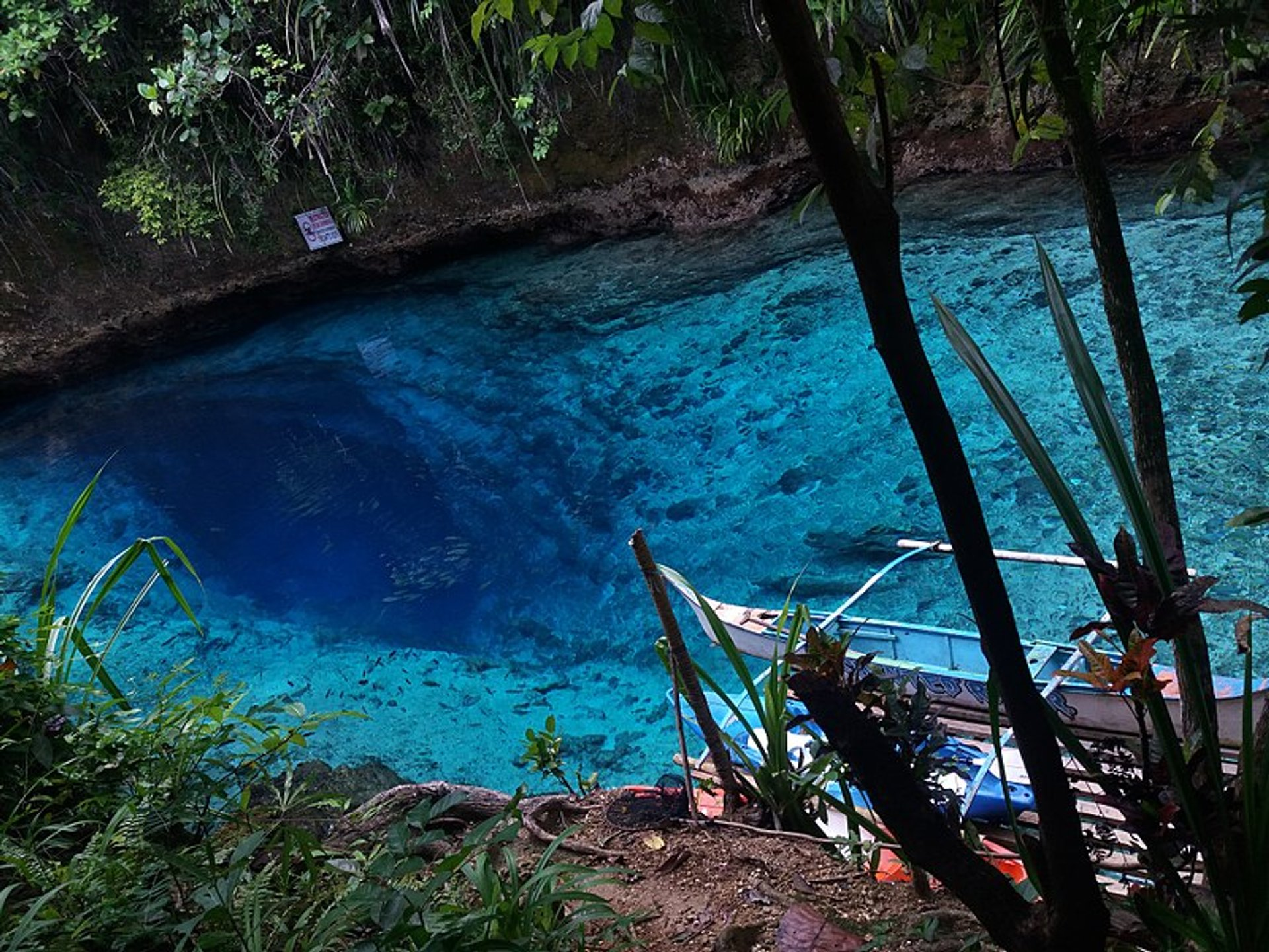 Hinatuan Enchanted River in Philippines 2020 - Best Time